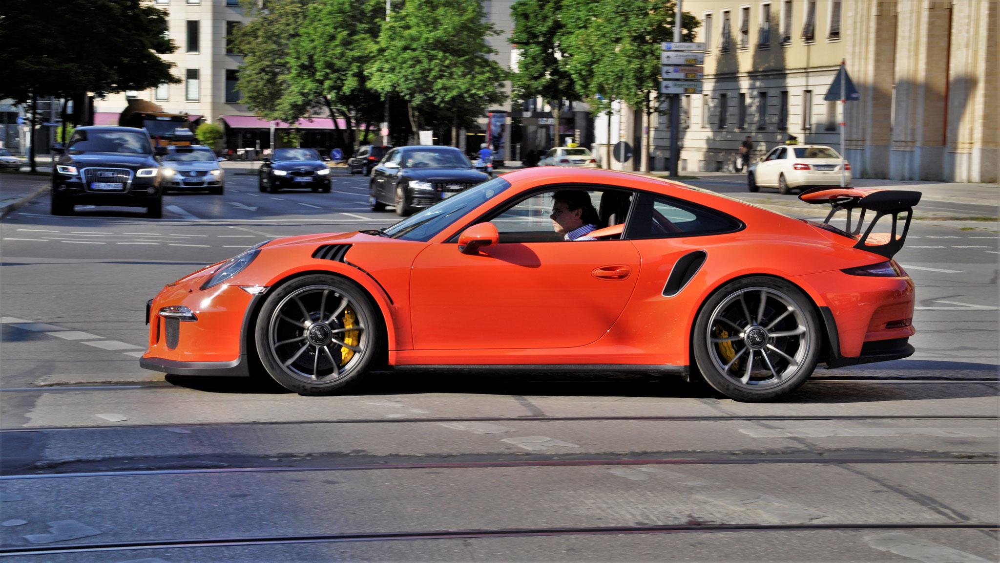 Porsche 911 GT3 RS - RO-GT-111