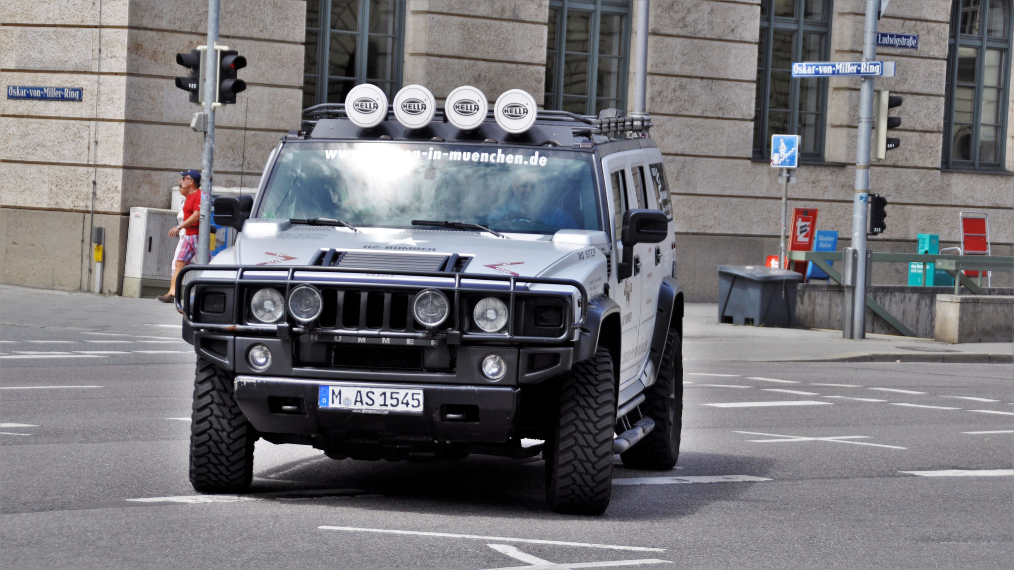 Hummer H2 - M-AS-1545