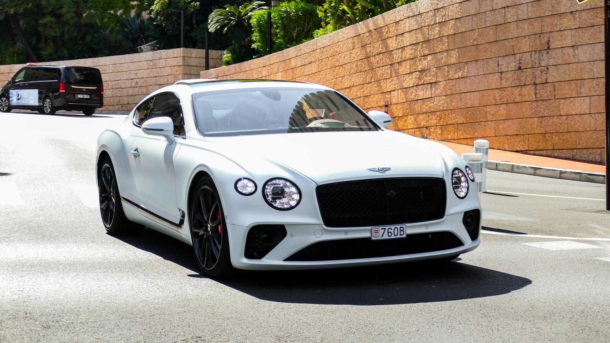 Bentley Continental GT - 760B (MC)