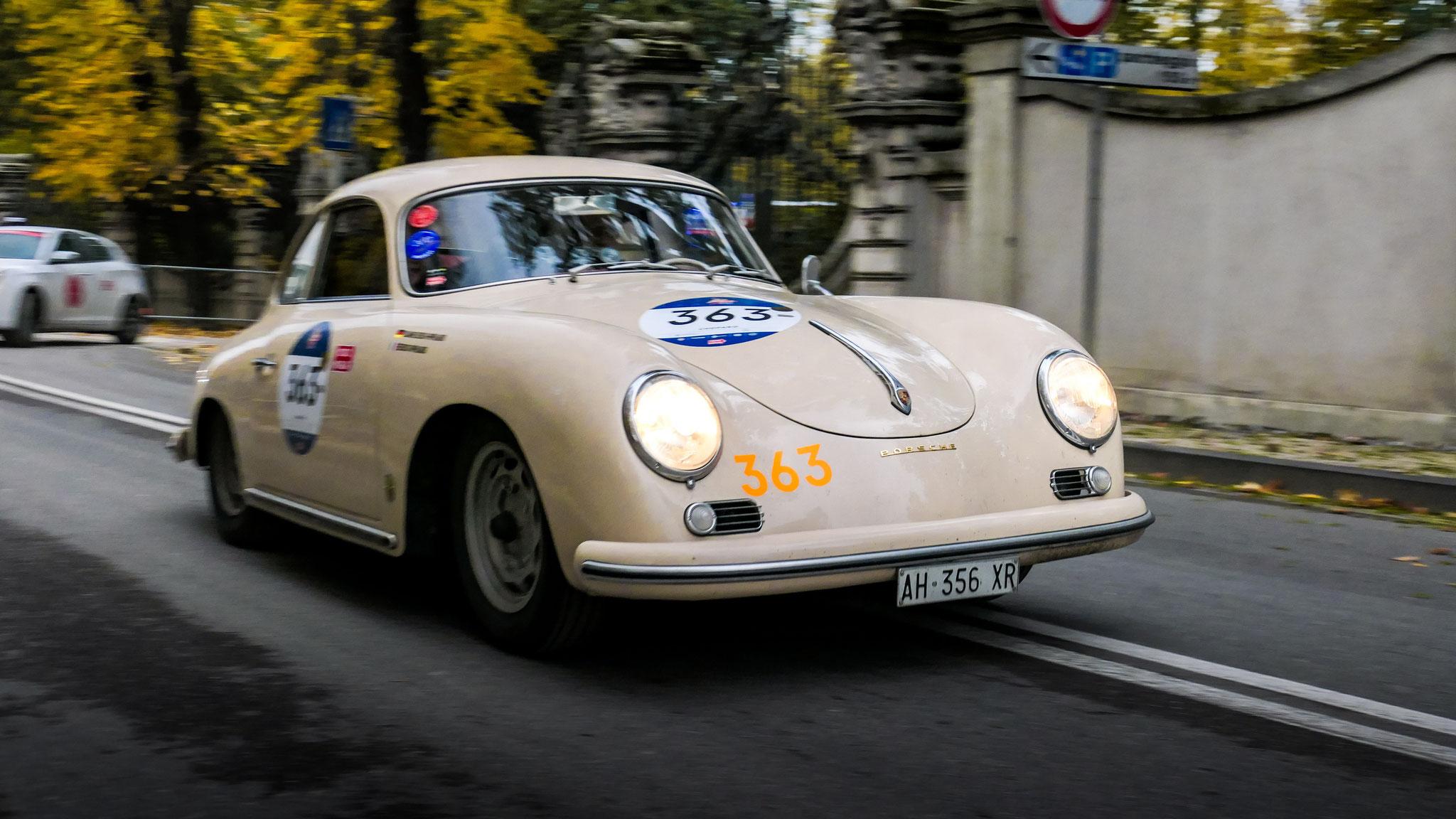 Porsche 356 1600 - AH-356-XR (ITA)