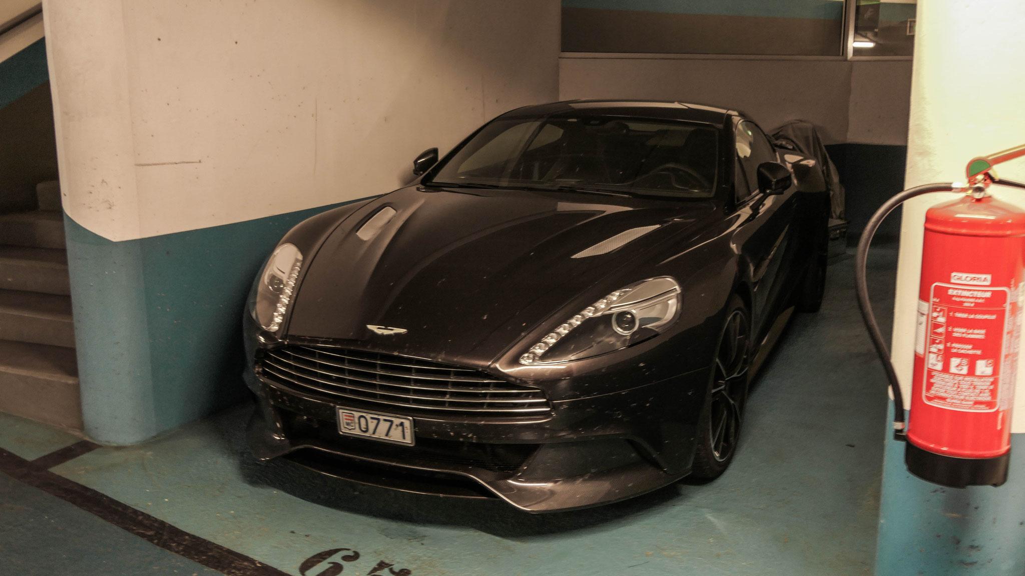 Aston Martin Vanquish - 0771 (MC)