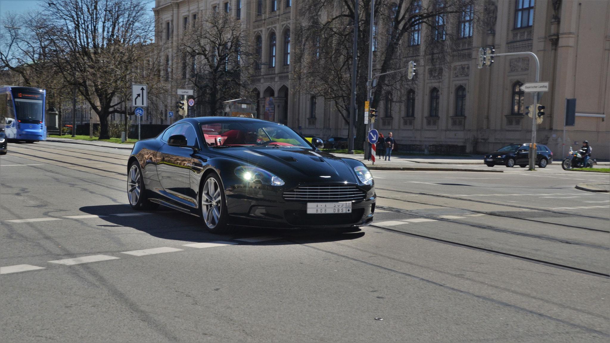 Aston Martin DBS - 808-DBS (KSA)