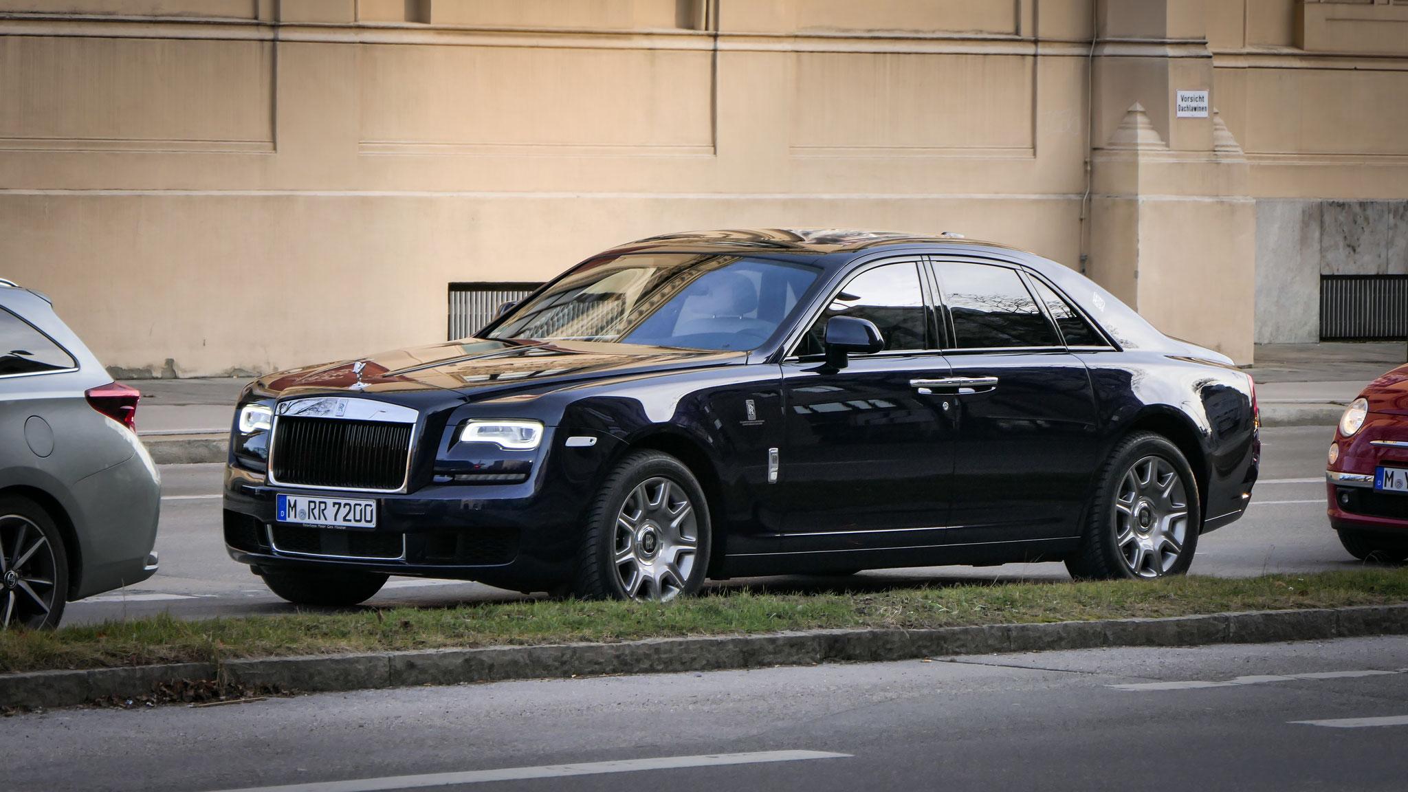 Rolls Royce Ghost Series II - M-RR-7200