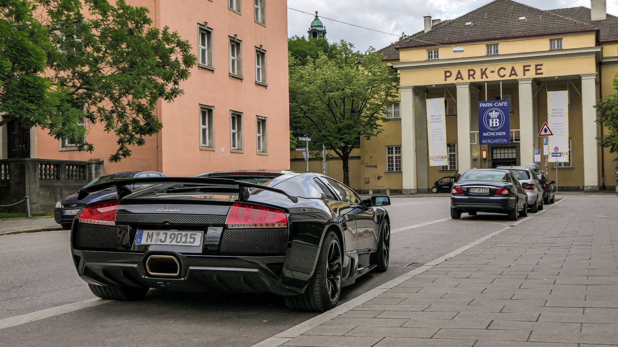 Lamborghini Murcielago Le Mans - M-J-9015