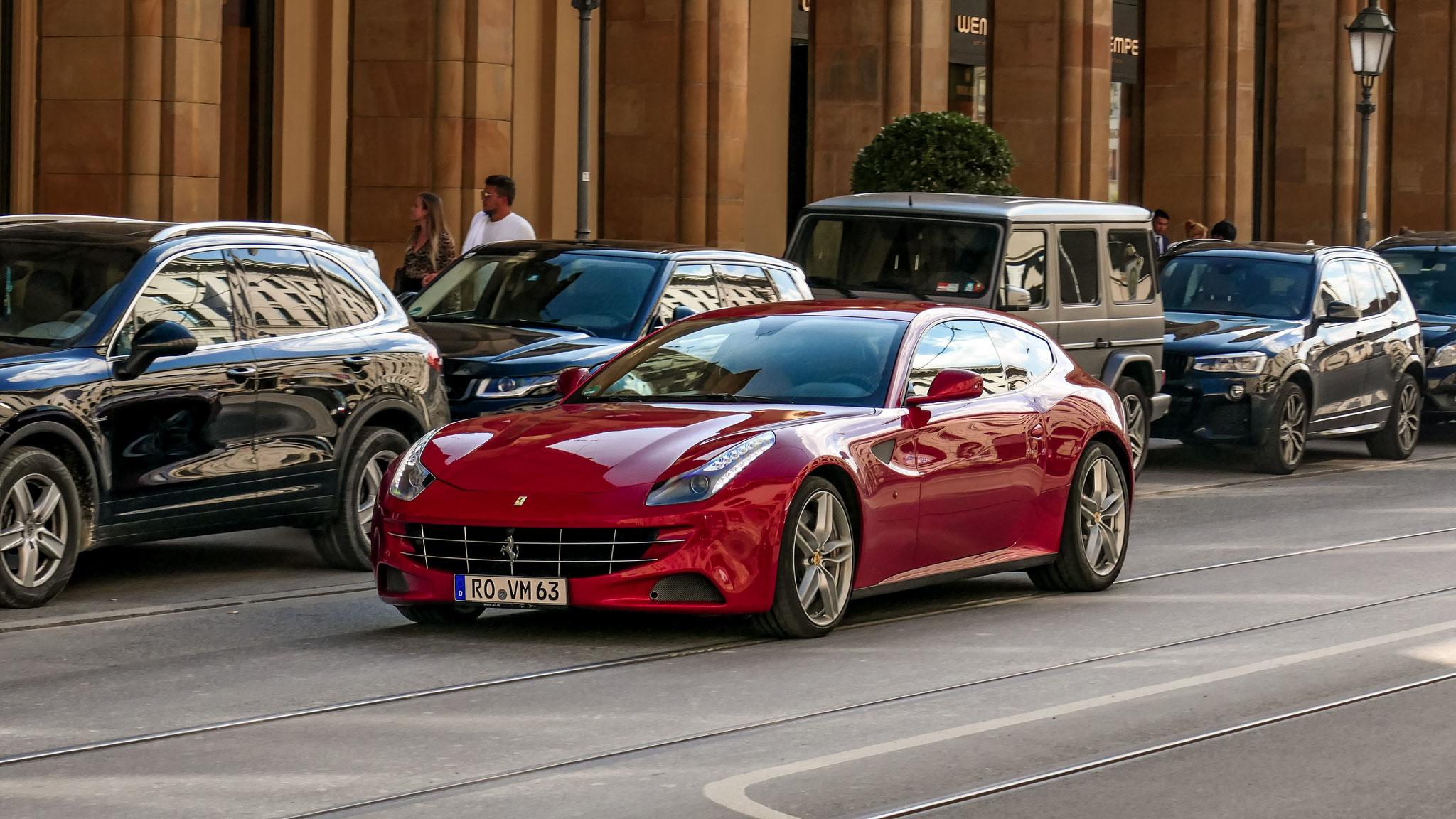 Ferrari FF - RO-VM-63