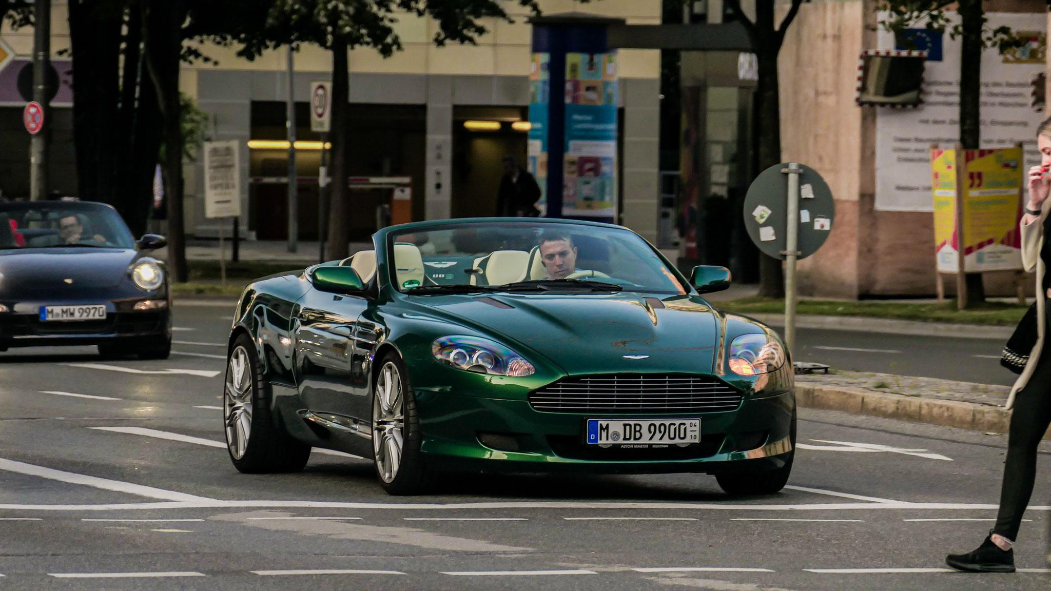 Aston Martin DB9 GT Volante - M-DB-9900