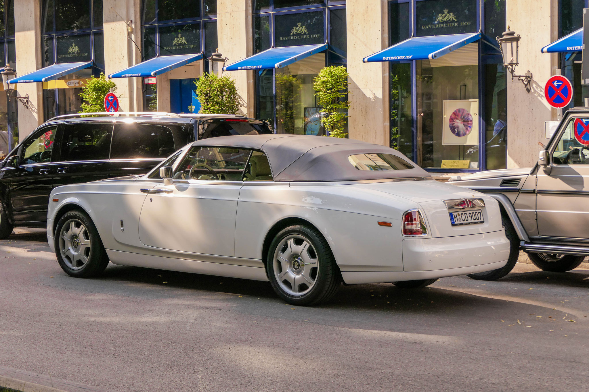 Rolls Royce Drophead - M-CD-9007