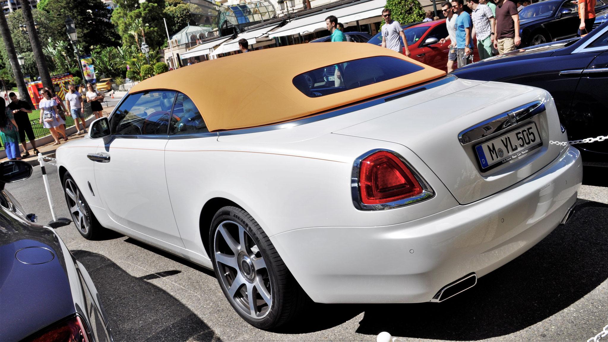 Rolls Royce Dawn - M-YL-505