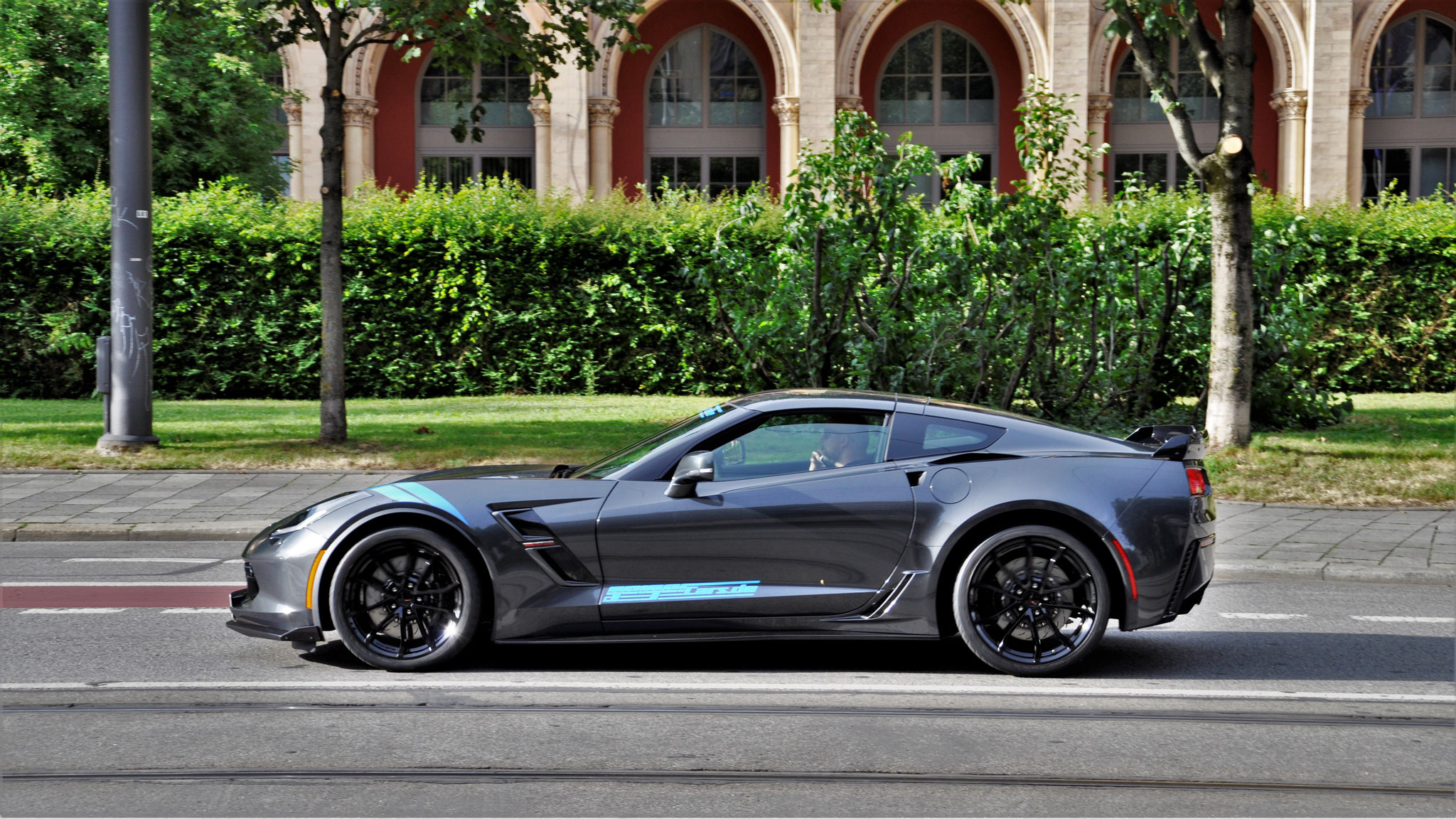 Chevrolet Corvette C7 Grand Sport - M-GC-115