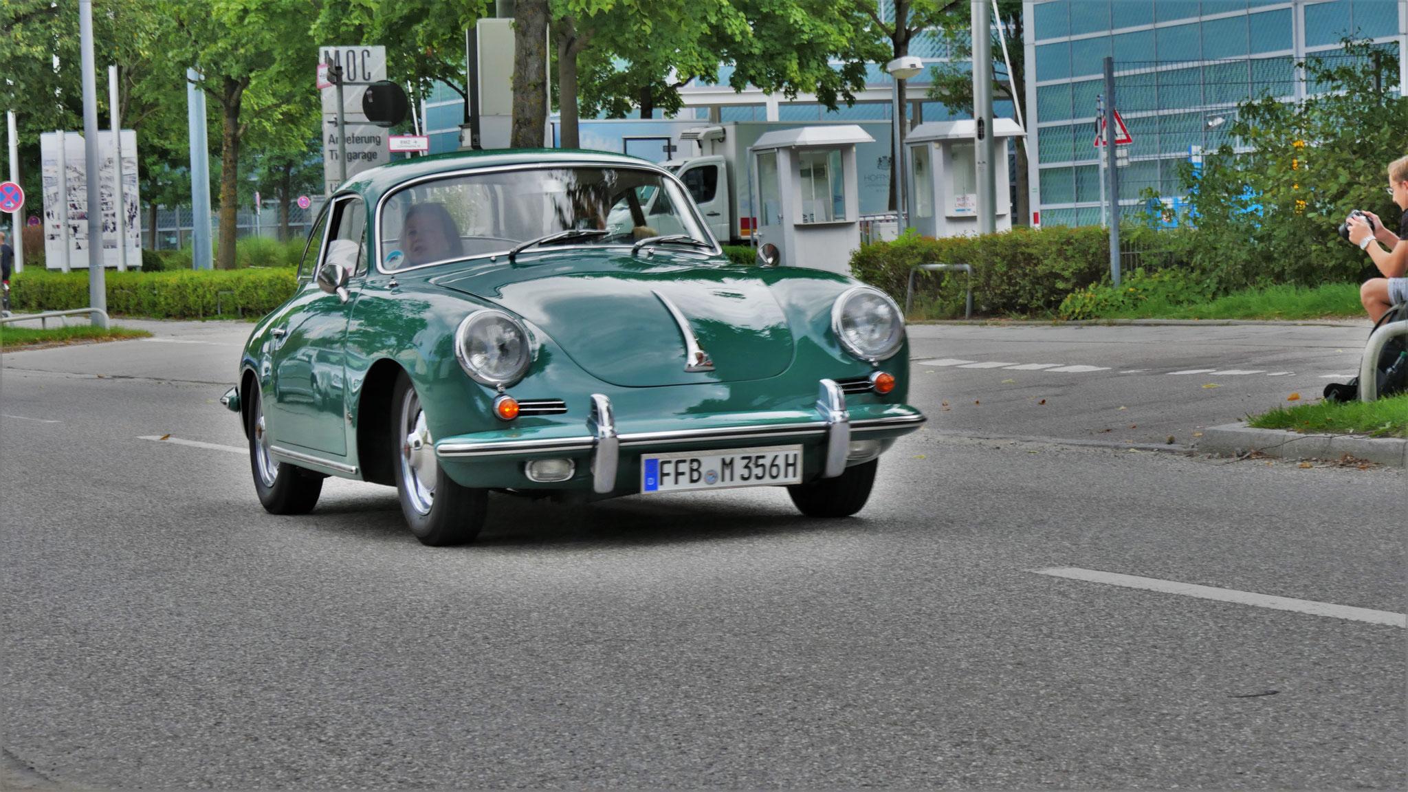 Porsche 356 1600S - FFB-M-356H