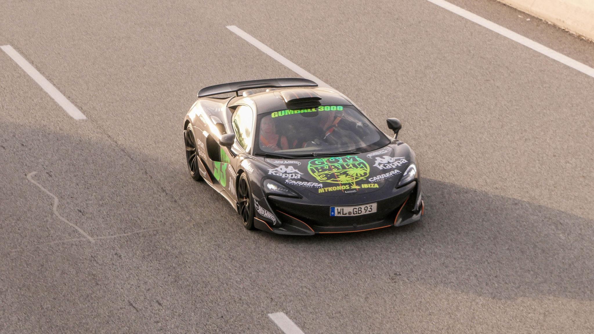 McLaren 600LT - WM-GB-93