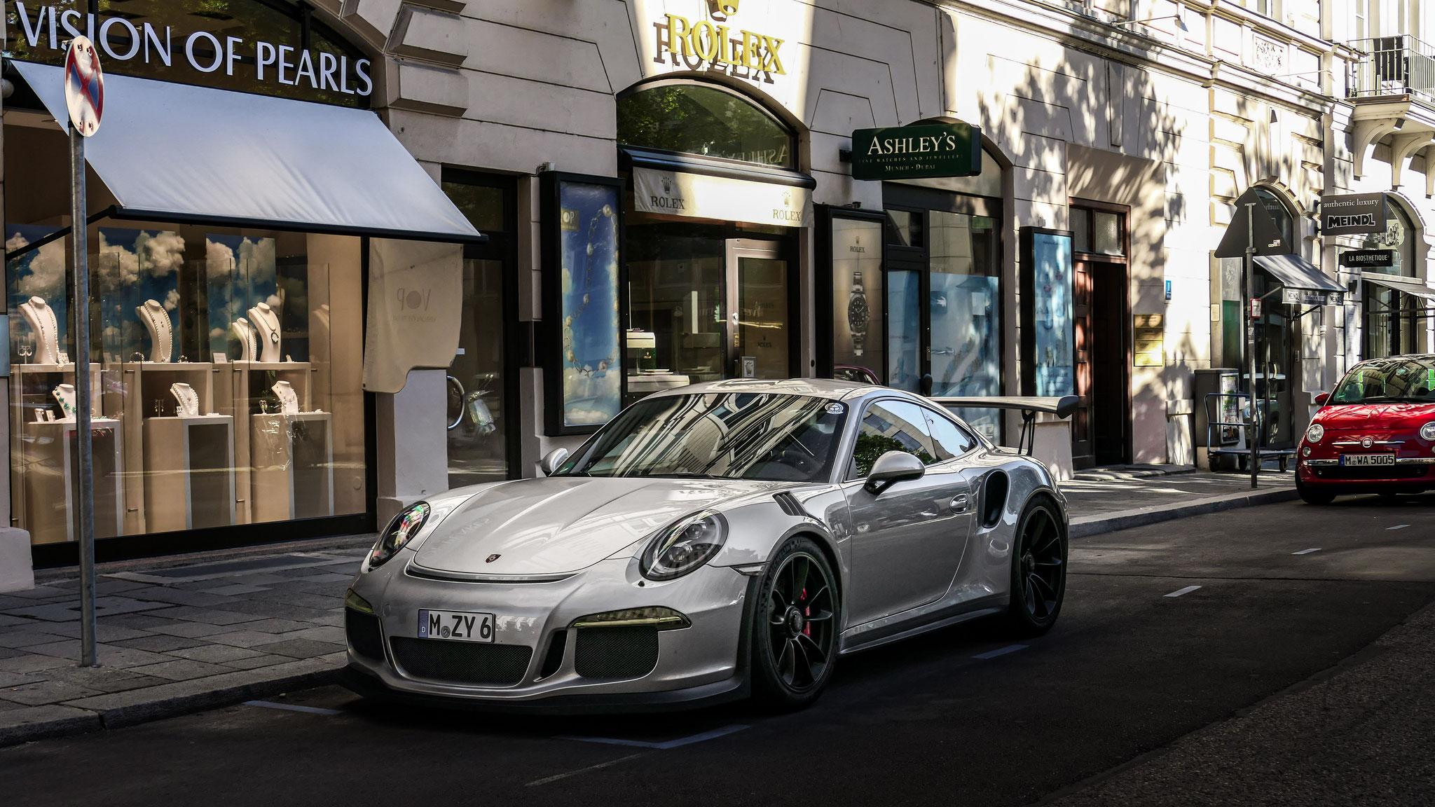 Porsche 911 GT3 RS - M-ZY-6
