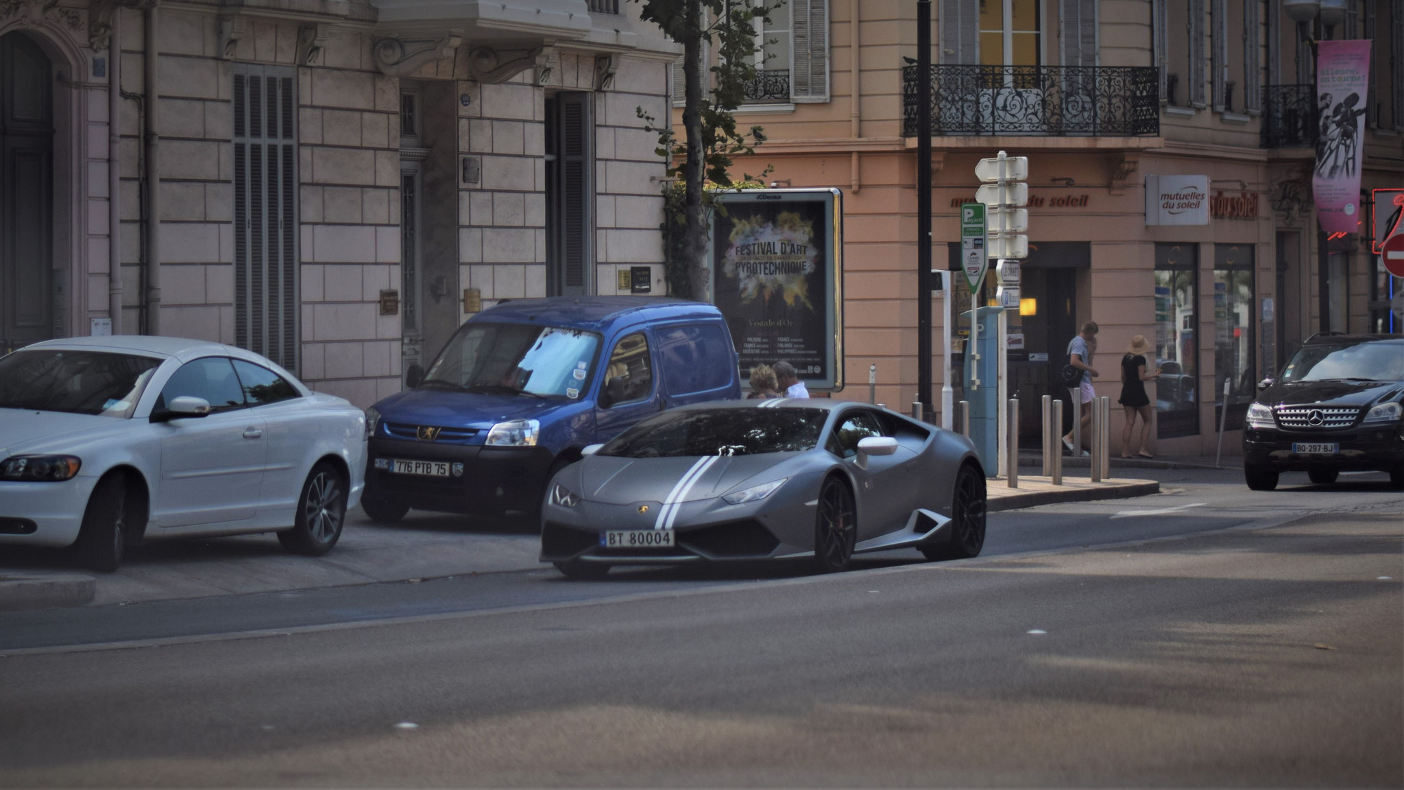 Lamborghini Huracan Avio (1of250) - BT-80004 (NOR)