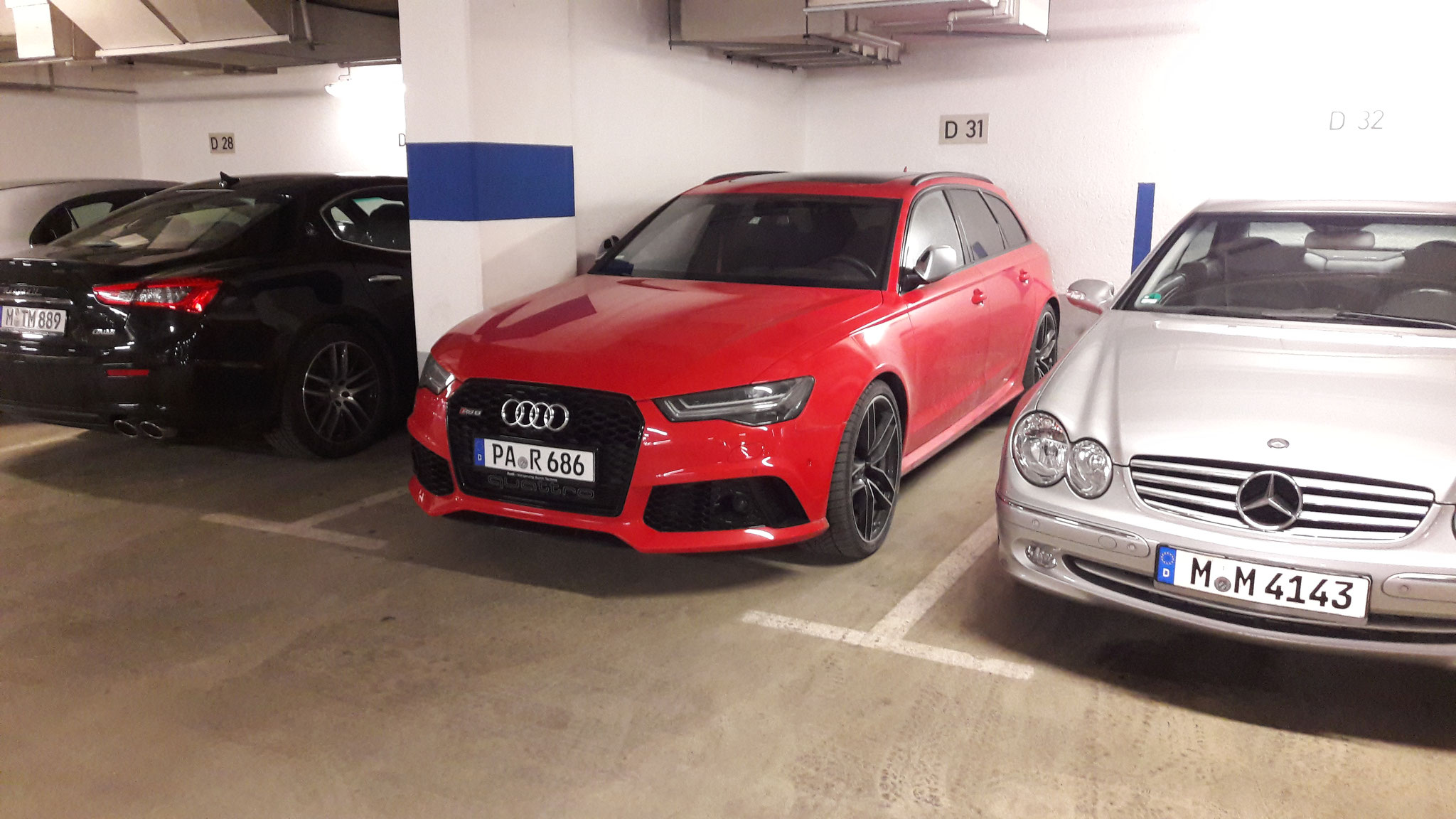 Audi RS6 - PA-R-686