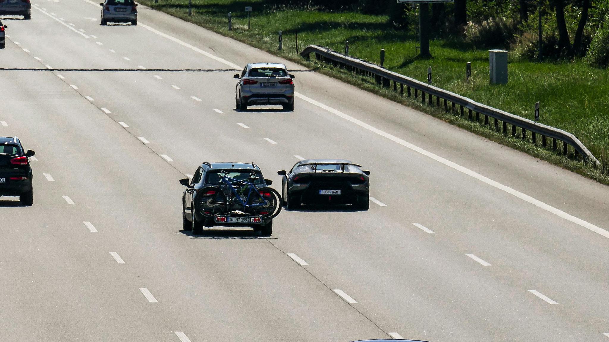 Lamborghini Huracan Performante - JSC-640 (BEL)