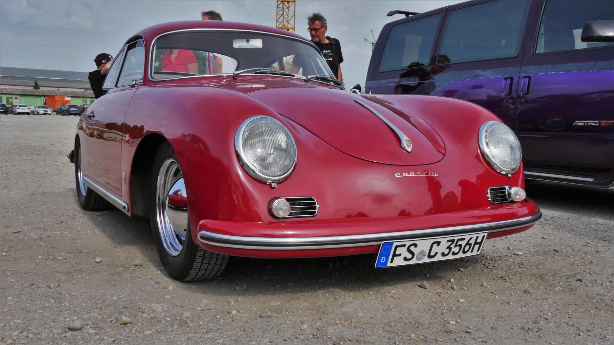 Porsche 356 1600SC - FS-C-356H
