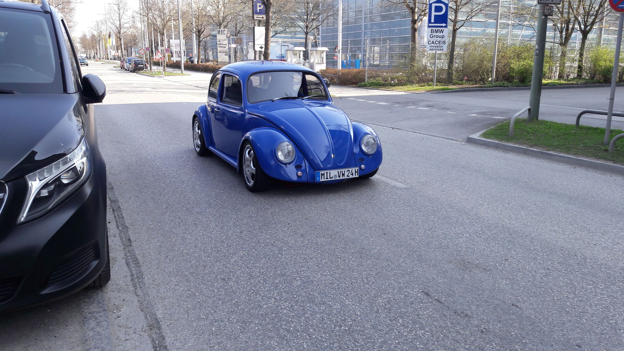 VW Käfer -MIL-VW-24H