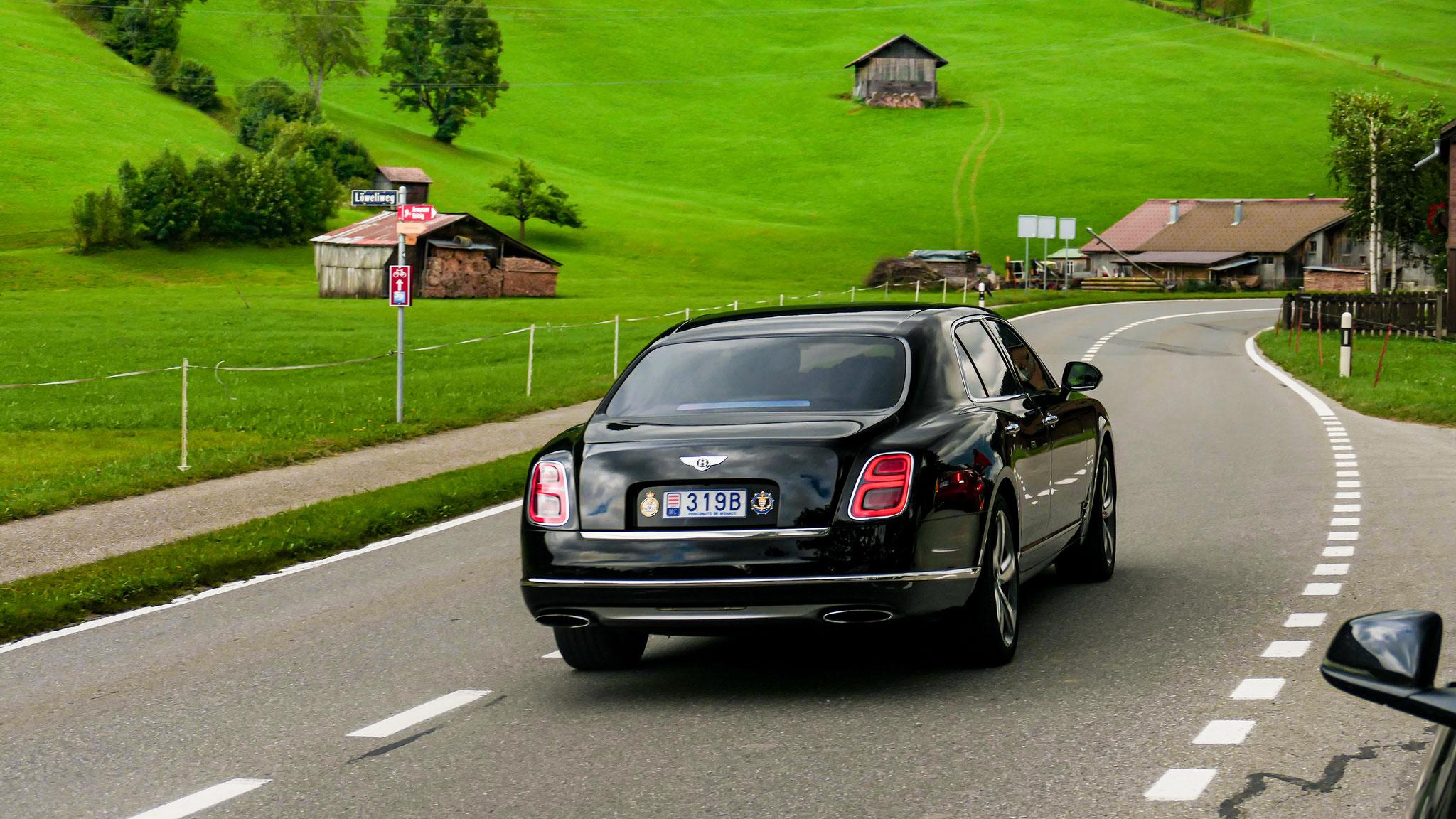 Bentley Mulsanne - 319B (MC)