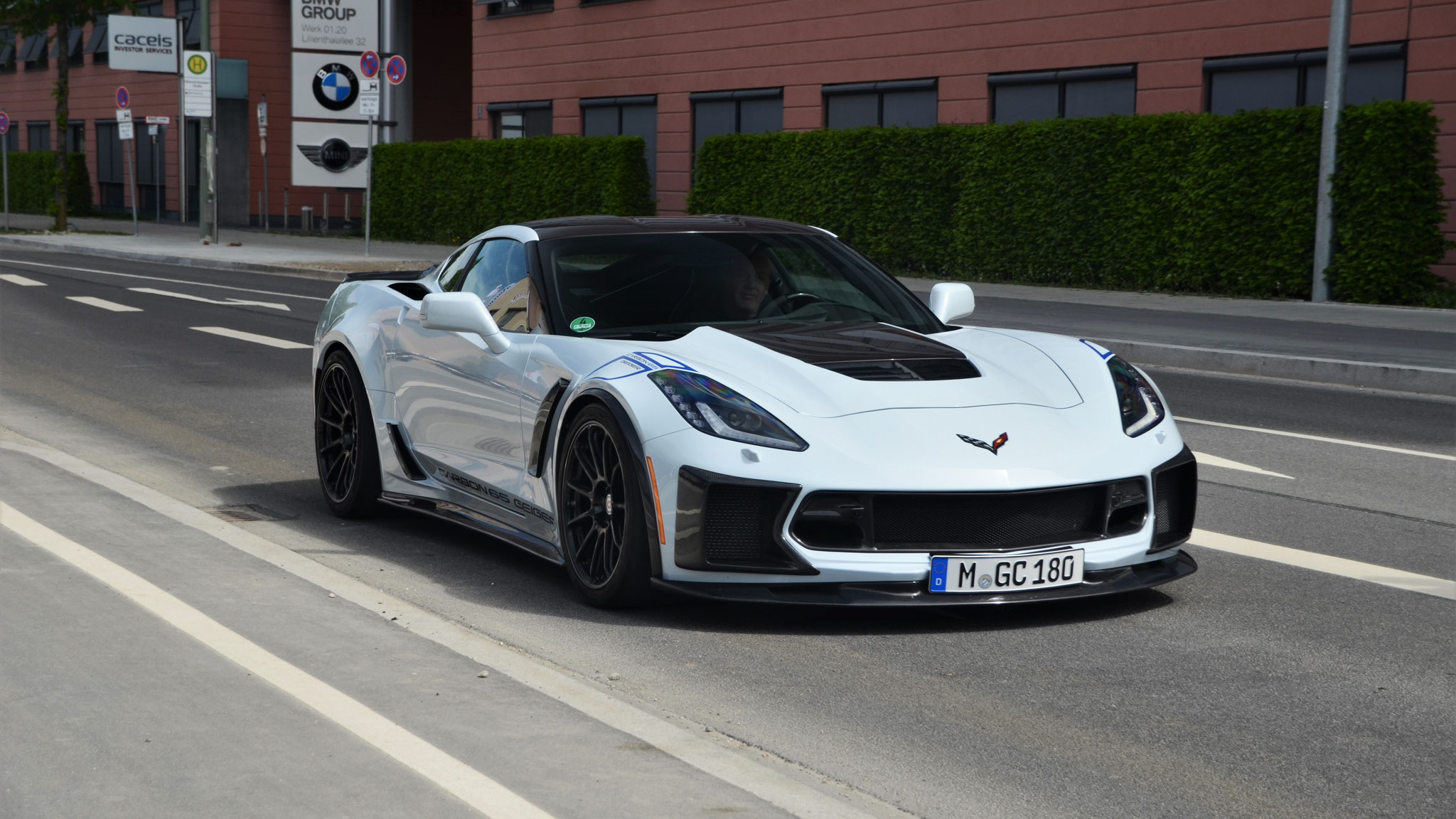 Chevrolet Corvette C7  Grand Sport Carbon65 Geiger - M-GC-180