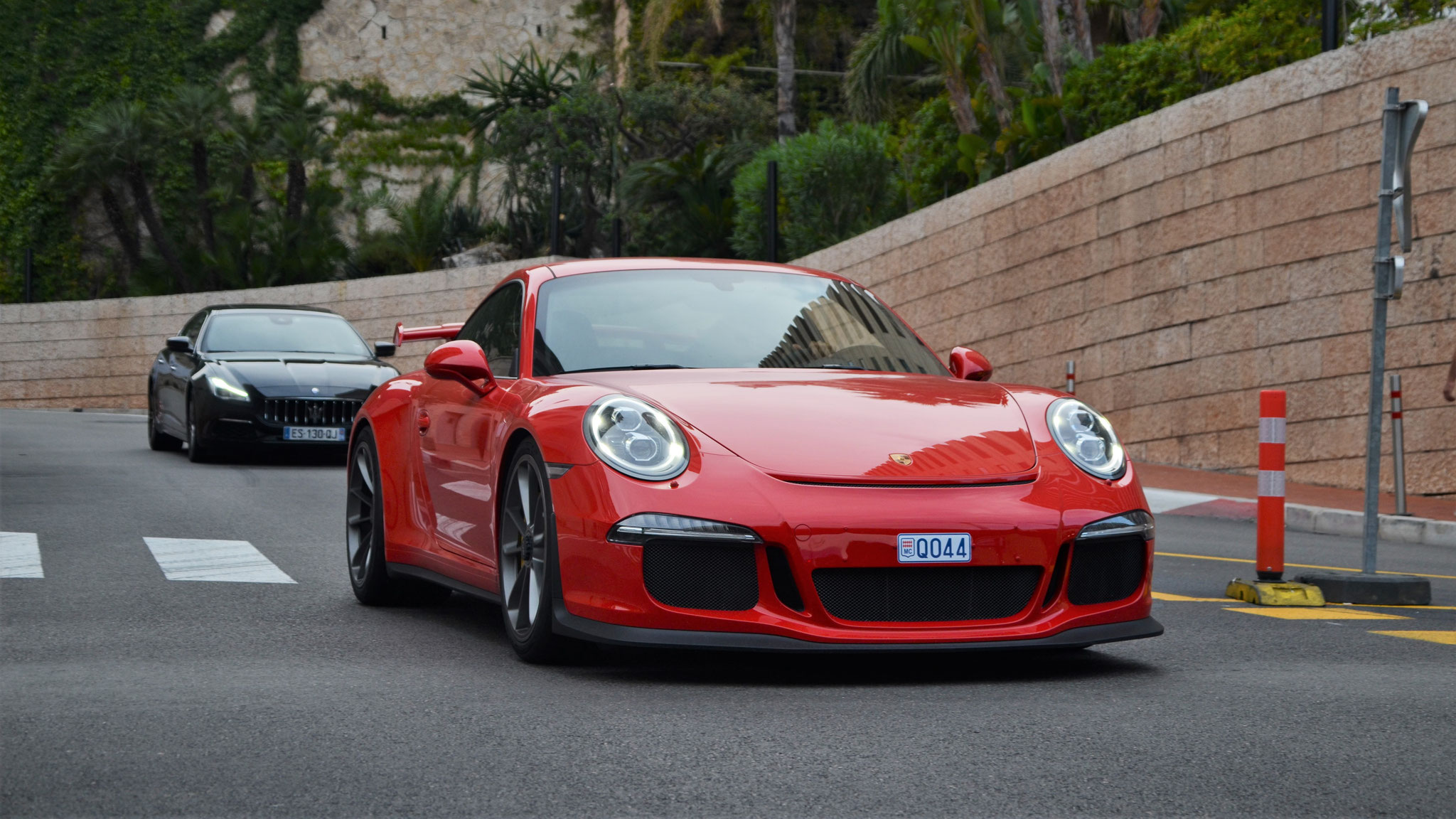 Porsche 991 GT3 - Q044 (MC)