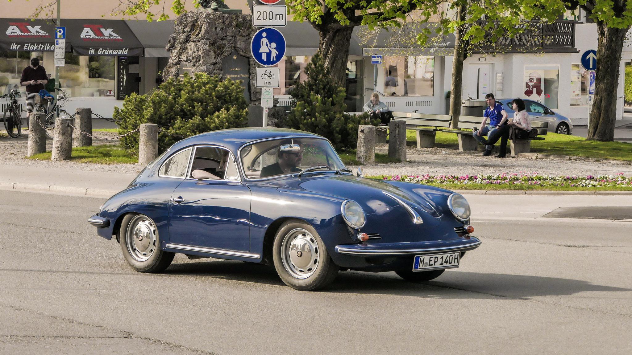 Porsche 356 1600 - M-EP-140H