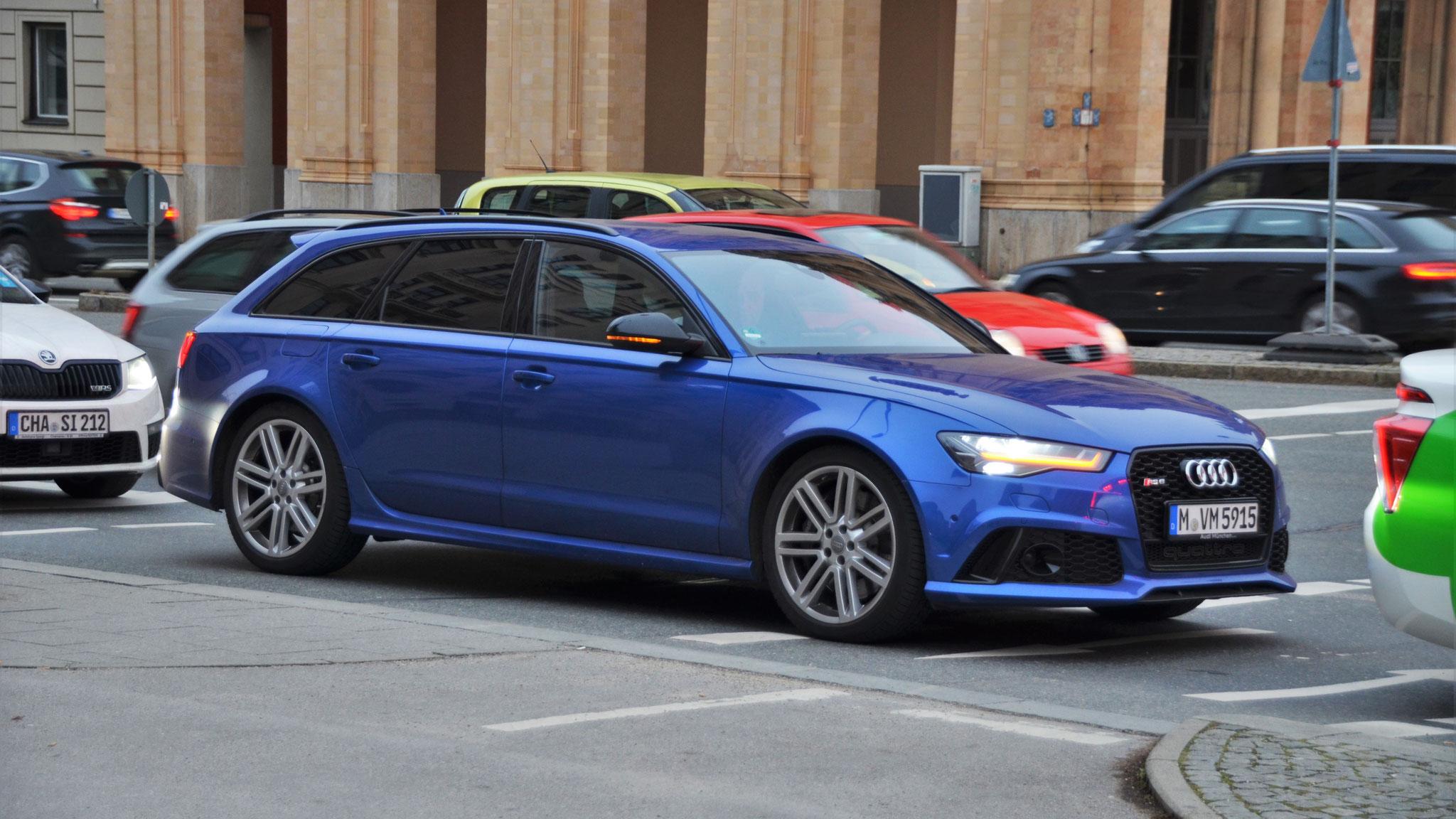 Audi RS6 - M-VM-5915