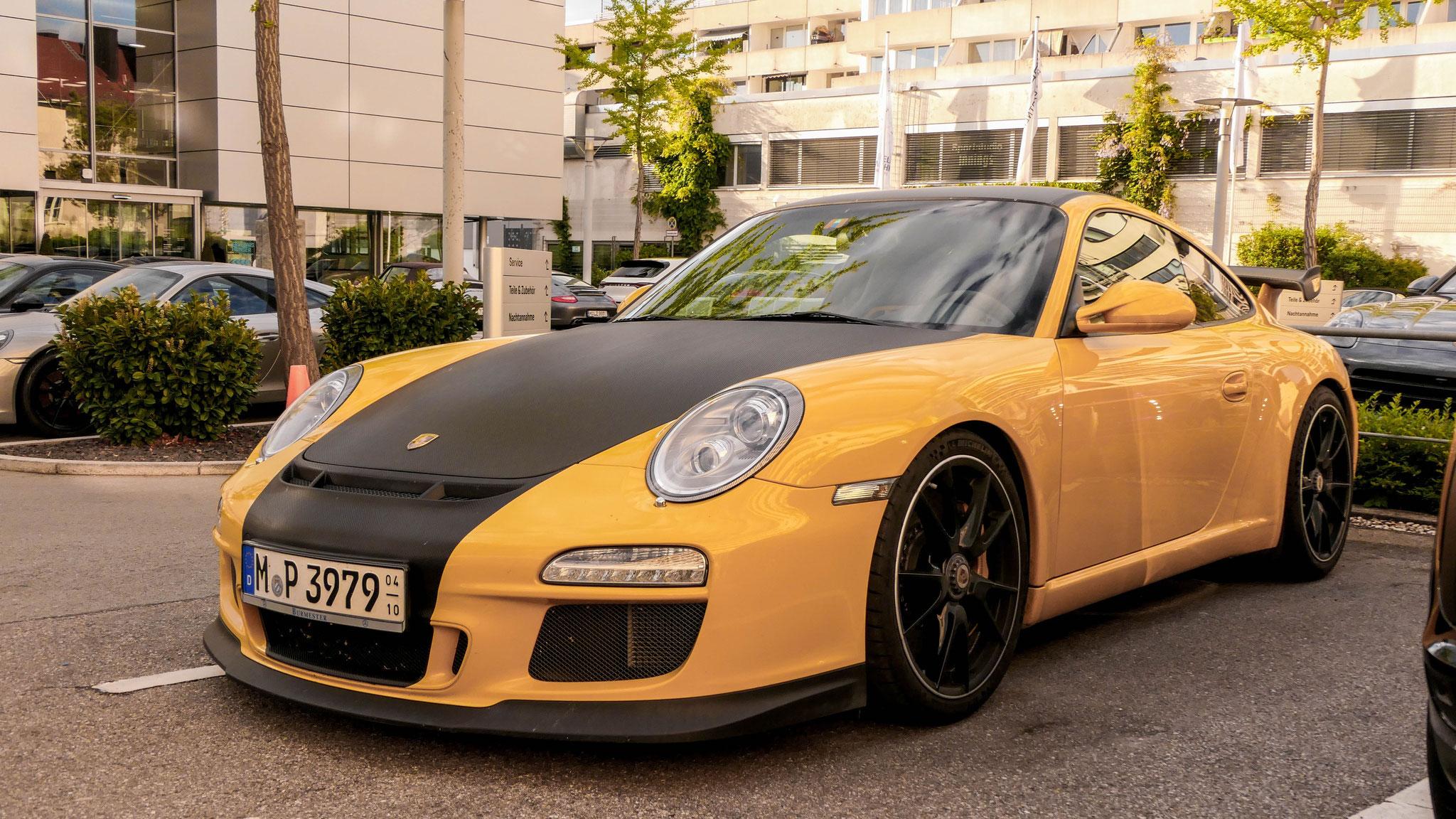 Porsche GT3 997 - M-P-3979