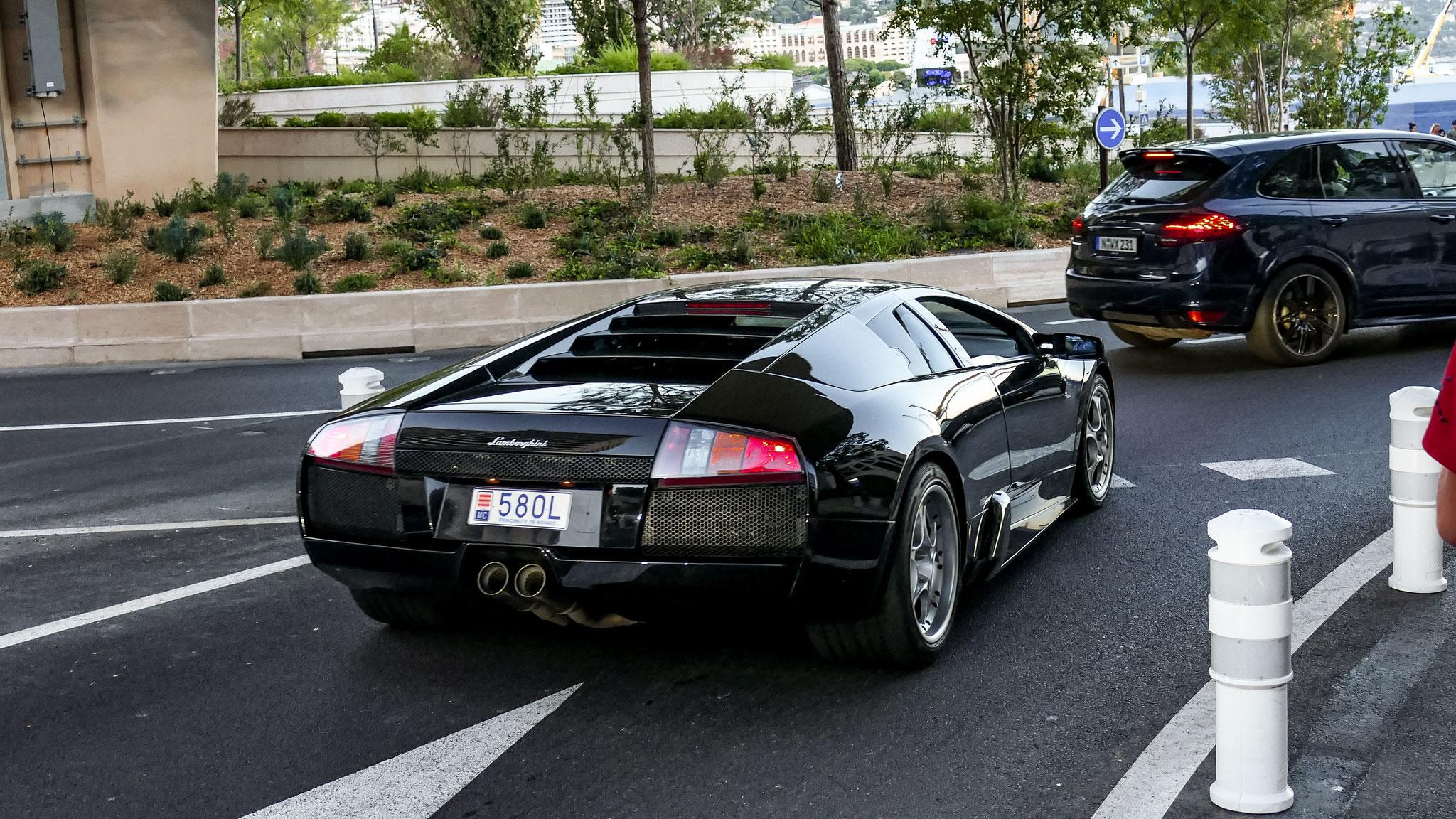 Lamborghini Murcielago - 580L (MC)