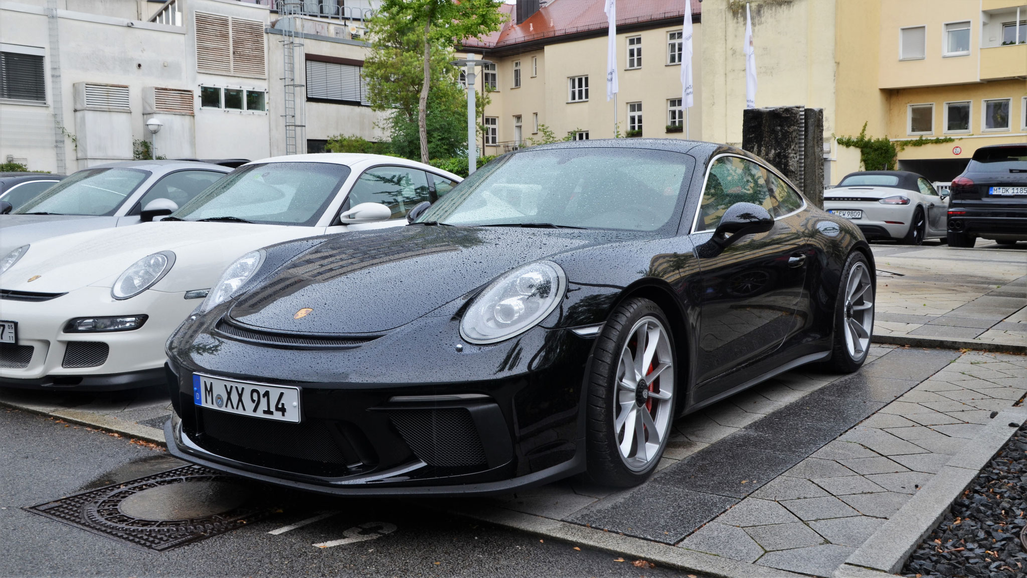 Porsche 991 GT3 Touring Package - M-XX-914