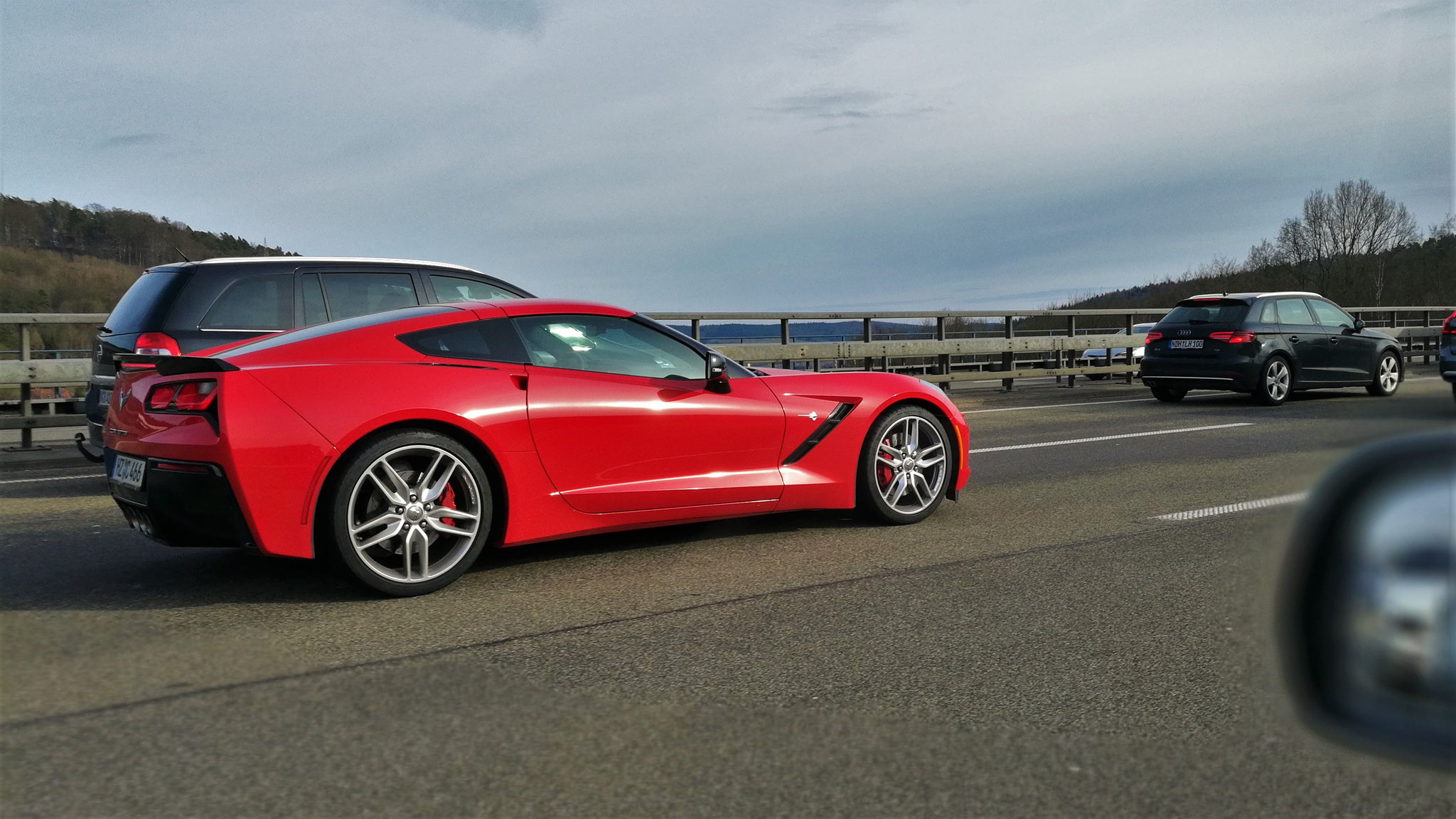 Chevrolet Corvette C7 Stingray - HZ-C-466