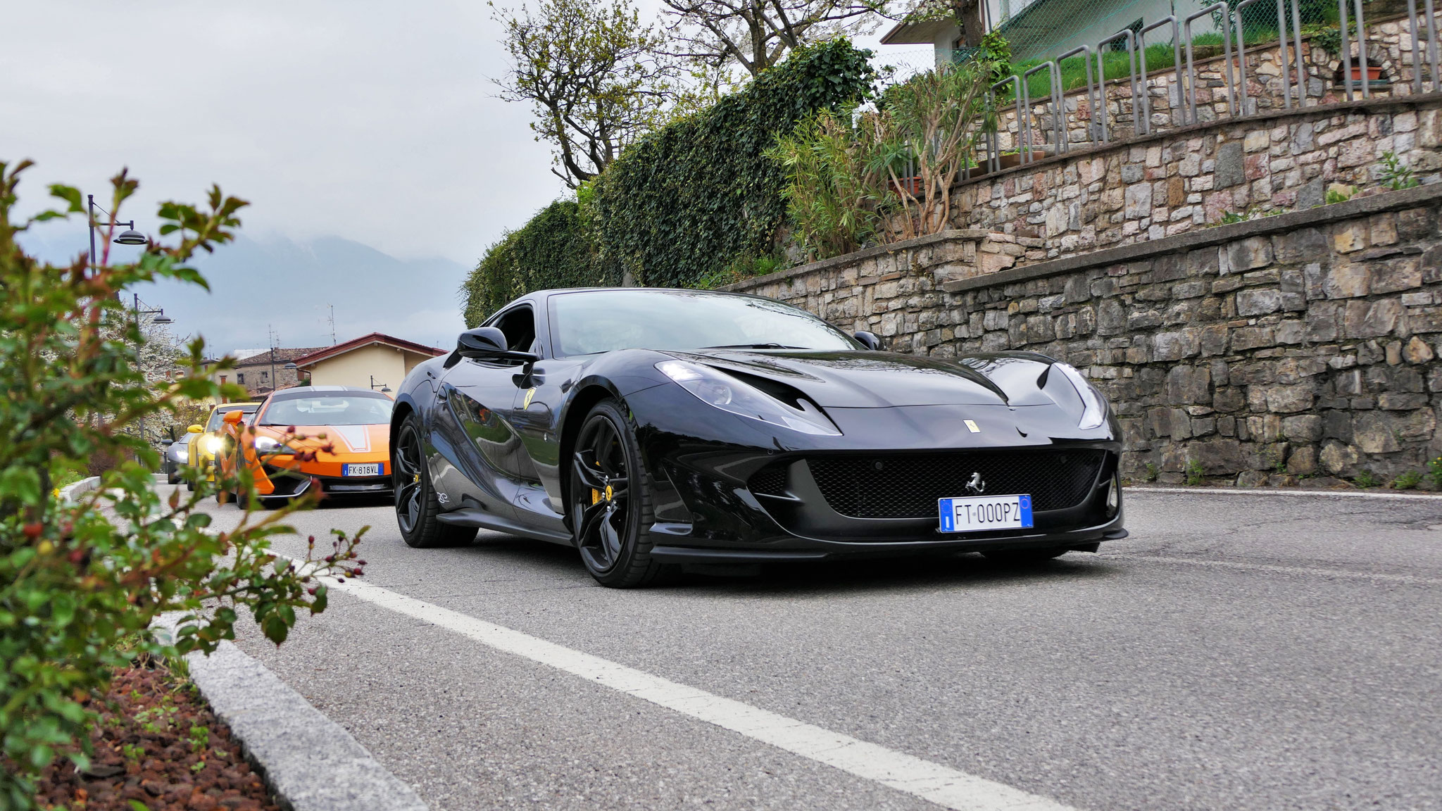 Ferrari 812 Superfast - FT-000-PZ (ITA)