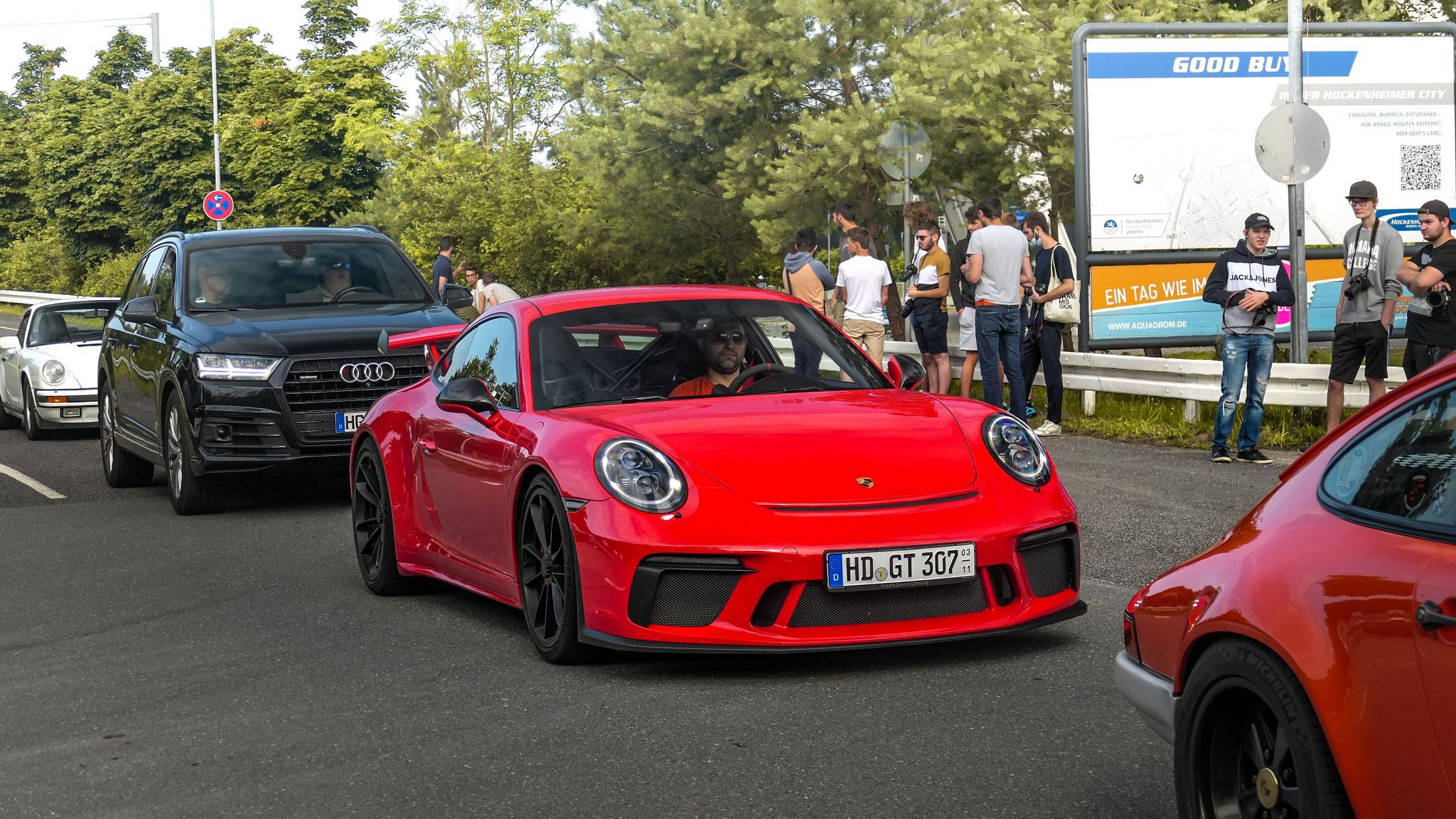 Porsche 991 GT3 - HD-GT-307