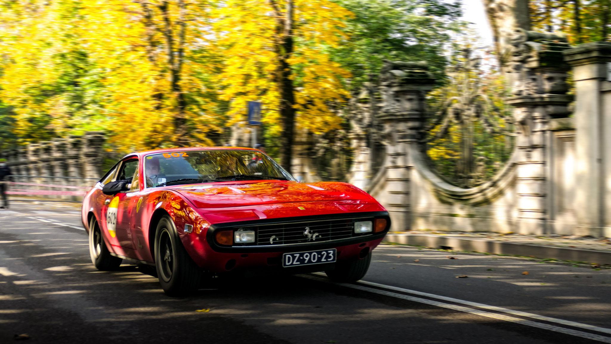 Ferrari 365 GTC4 - DZ-90-23 (ITA)