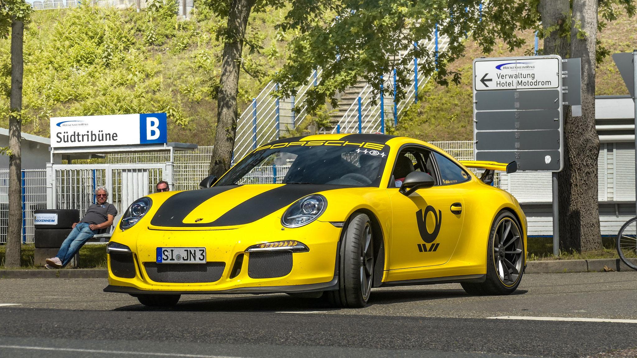 Porsche 991 GT3 - SI-JN-3