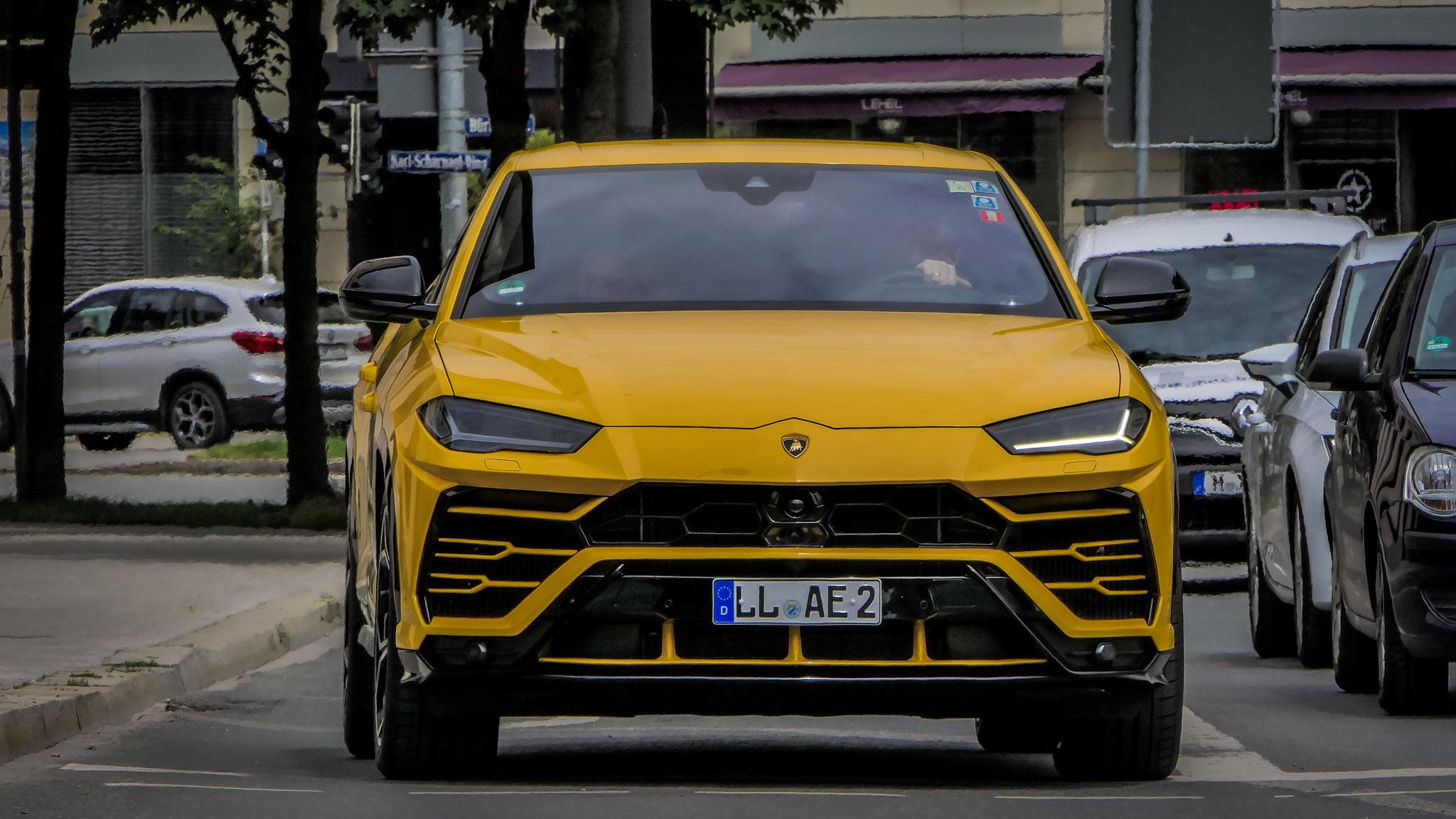 Lamborghini Urus - LL-AE-2