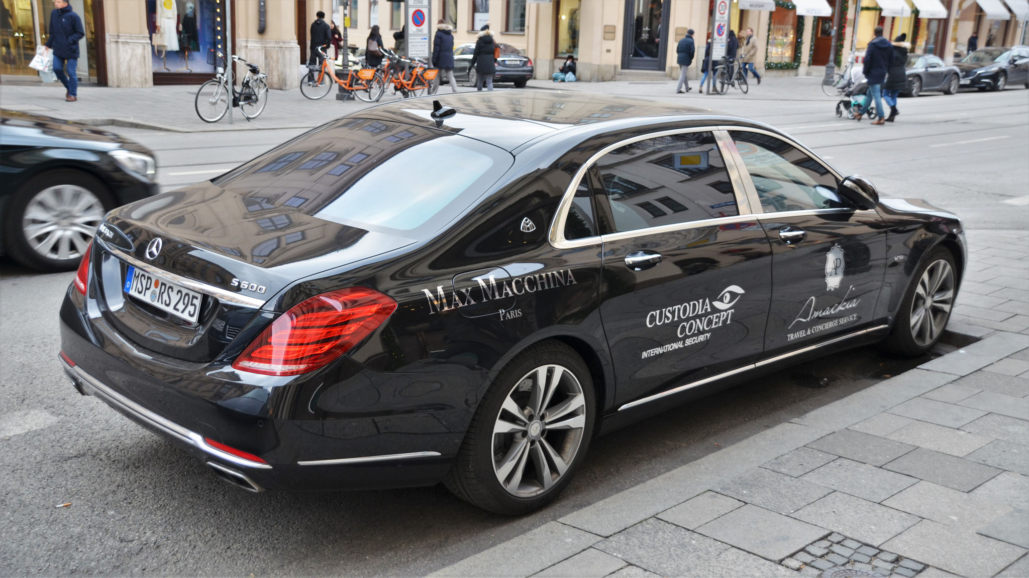 Mercedes Maybach S600 - MSP-RS-295