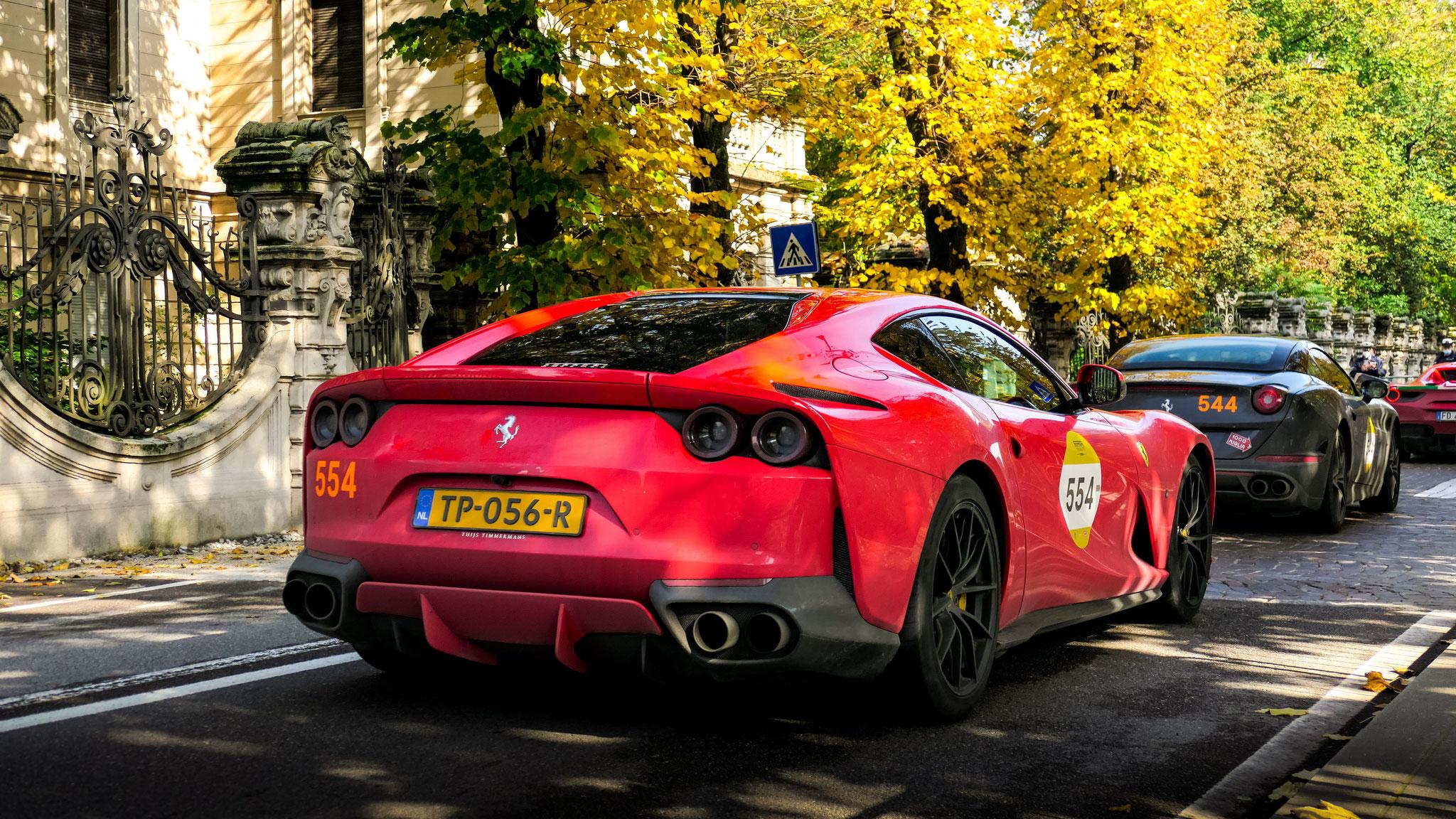 Ferrari 812 Superfast - TP-056-R (NL)