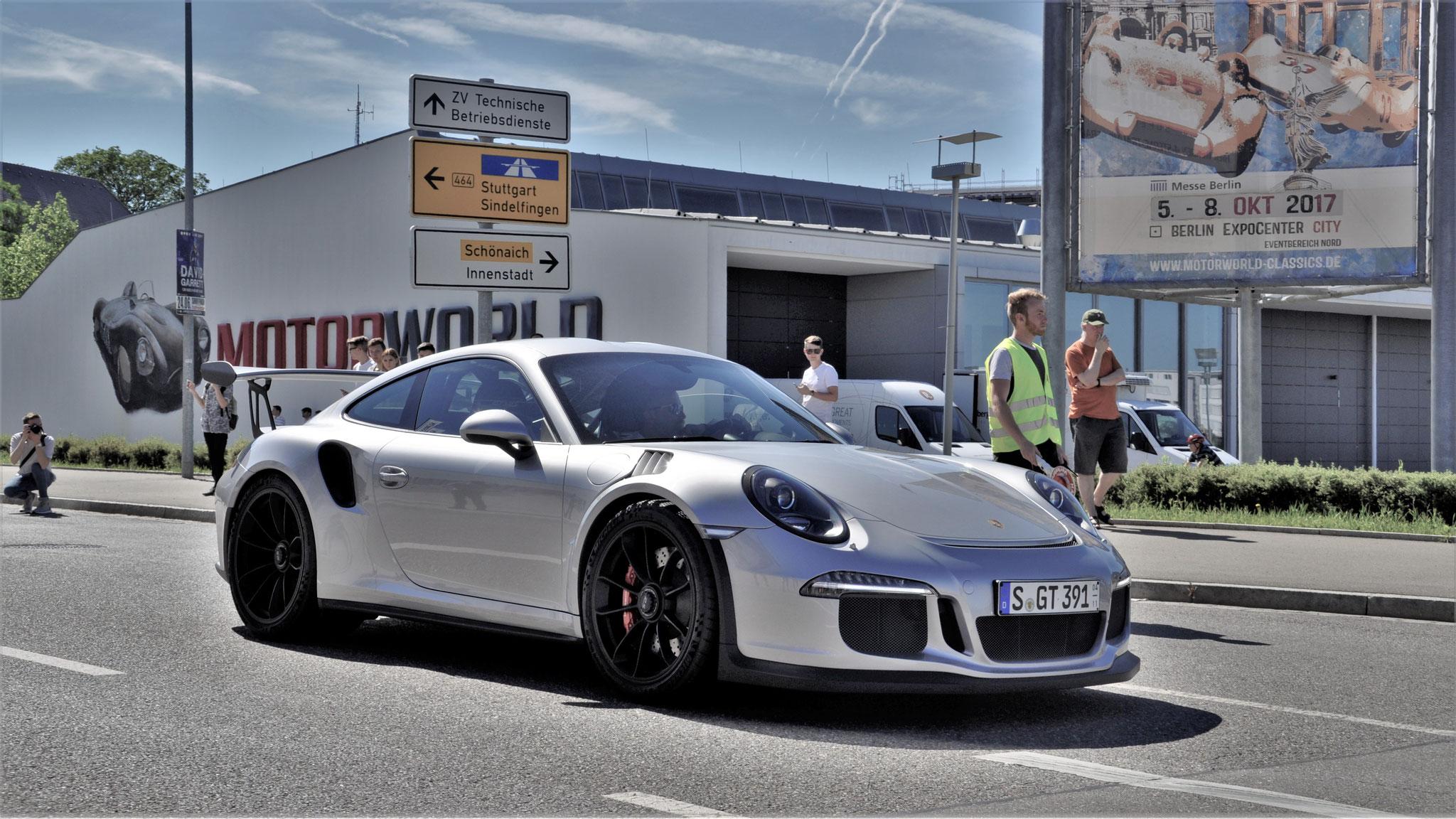 Porsche 911 GT3 RS - S-GT-391