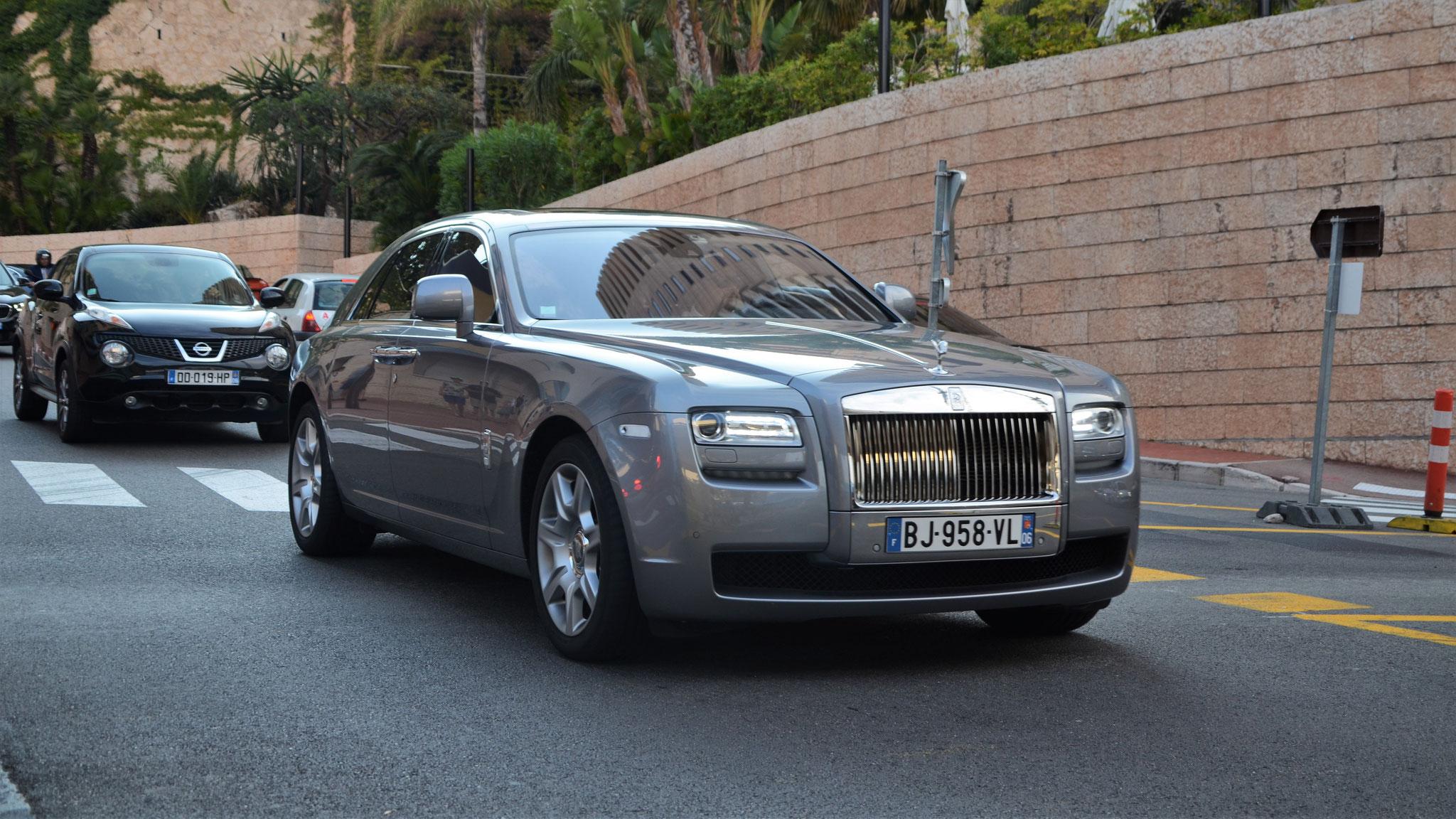 Rolls Royce Ghost - BJ-958-VL-06 (FRA)