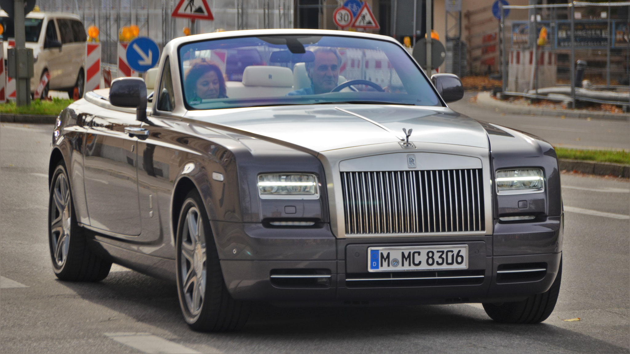 Rolls Royce Drophead - M-MC-8306