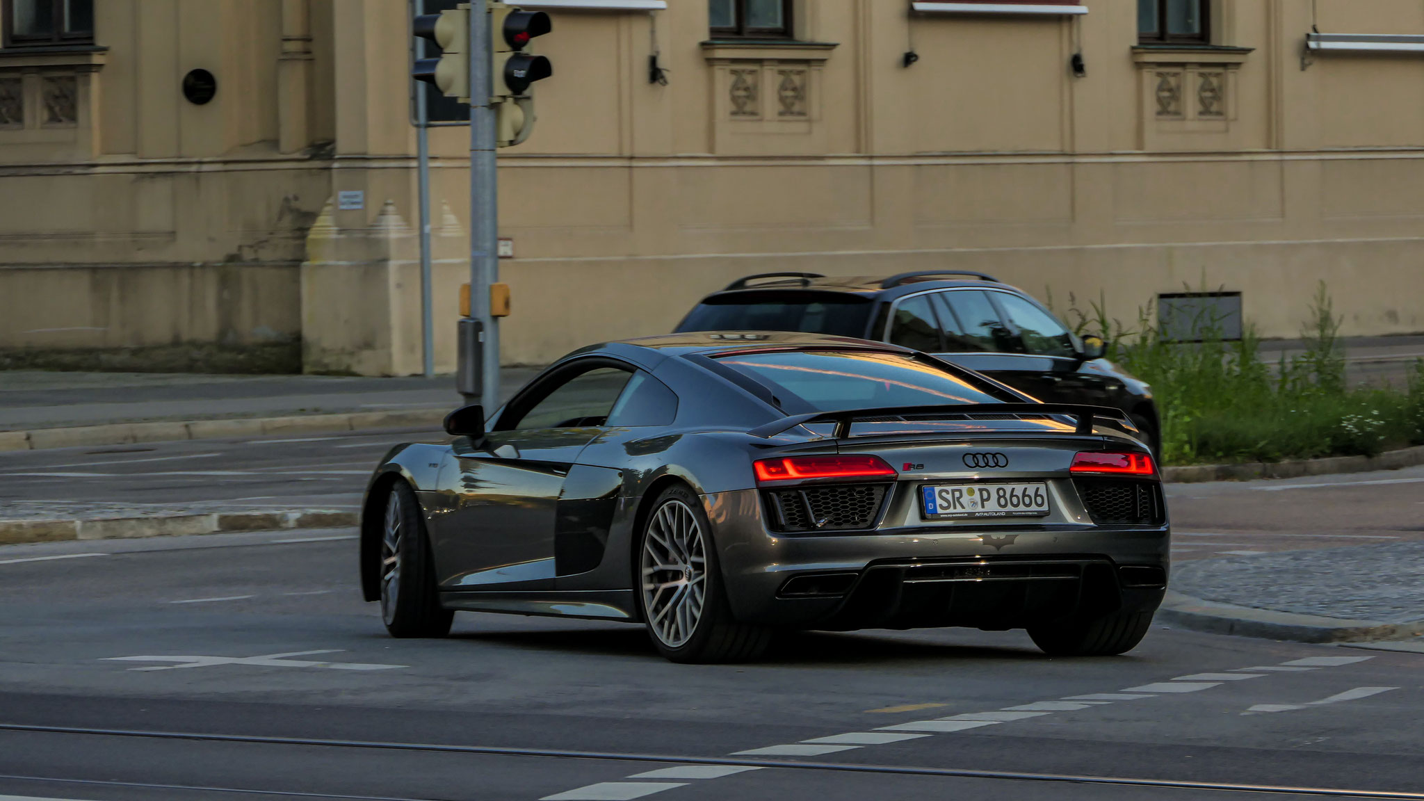 Audi R8 V10 - SR-P-8666