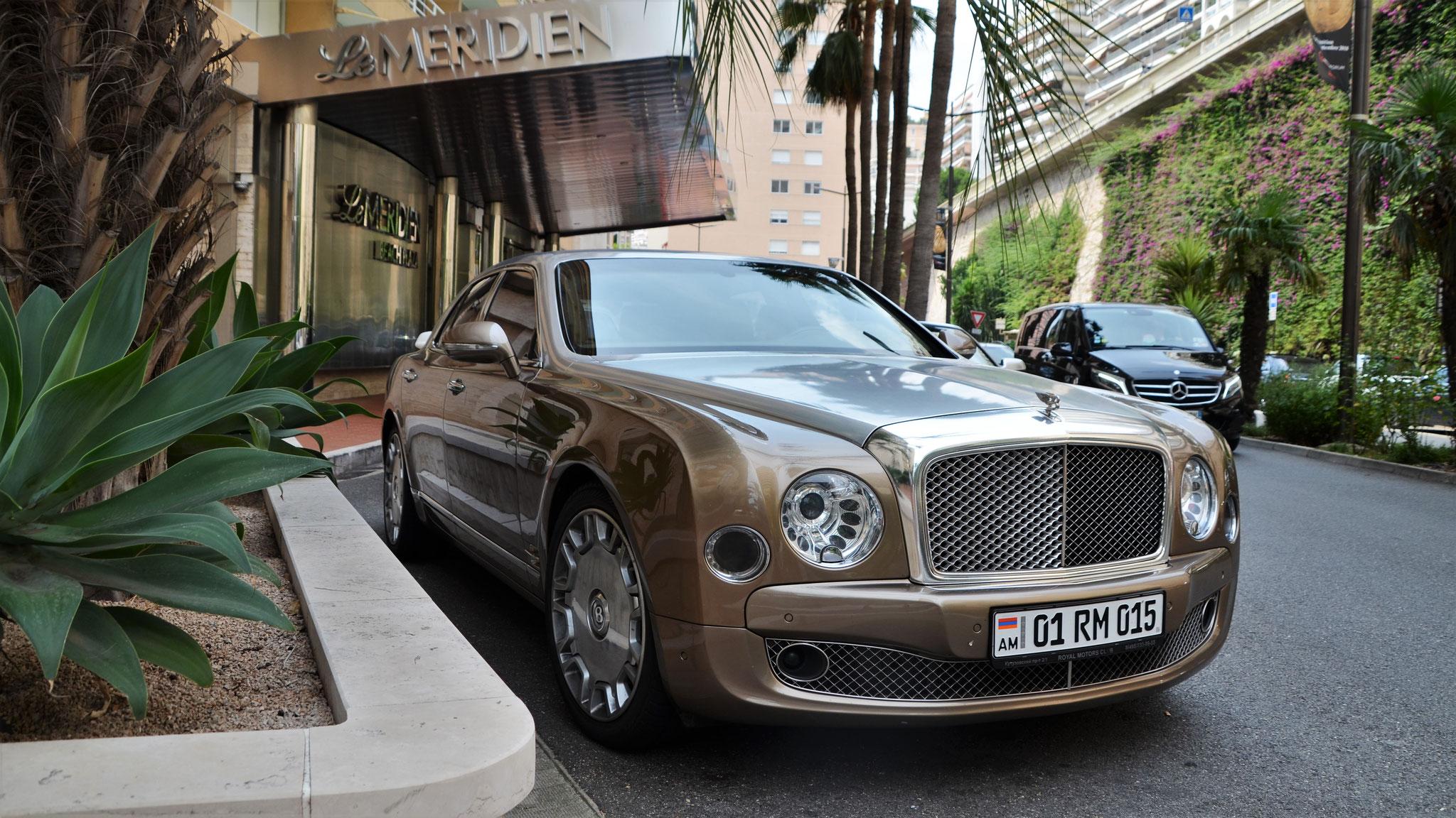 Bentley Mulsanne - 01-RM-015 (AM)