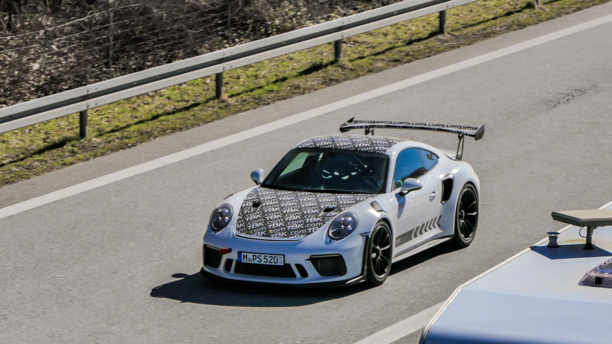 Porsche 911 991.2 GT3 RS - M-PS-520