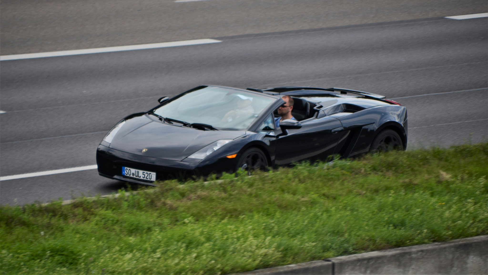 Lamborghini Gallardo LP 520 Spyder - SO-UL-520
