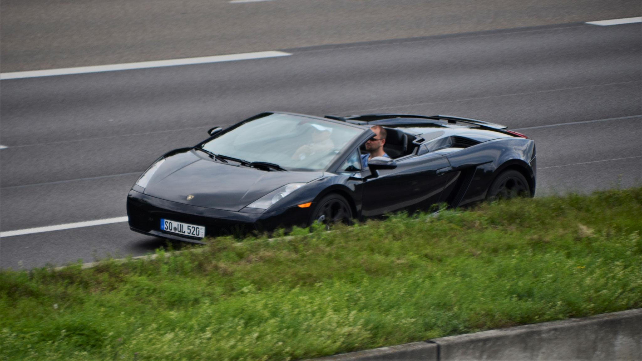 Lamborghini Gallardo LP 520 Spyder - SO-UL-520