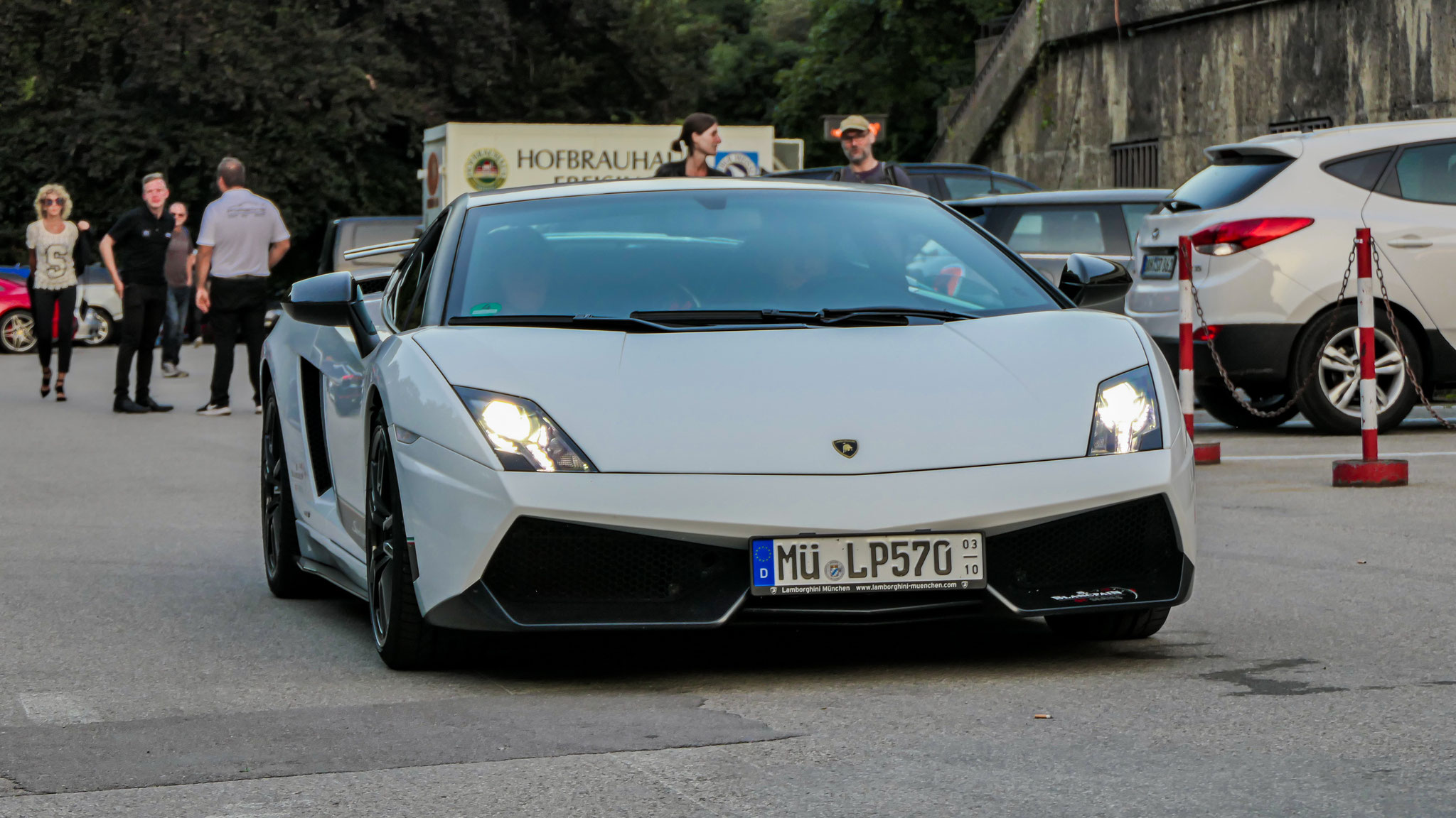 Lamborghini Gallardo Superleggera - MÜ-LP-570