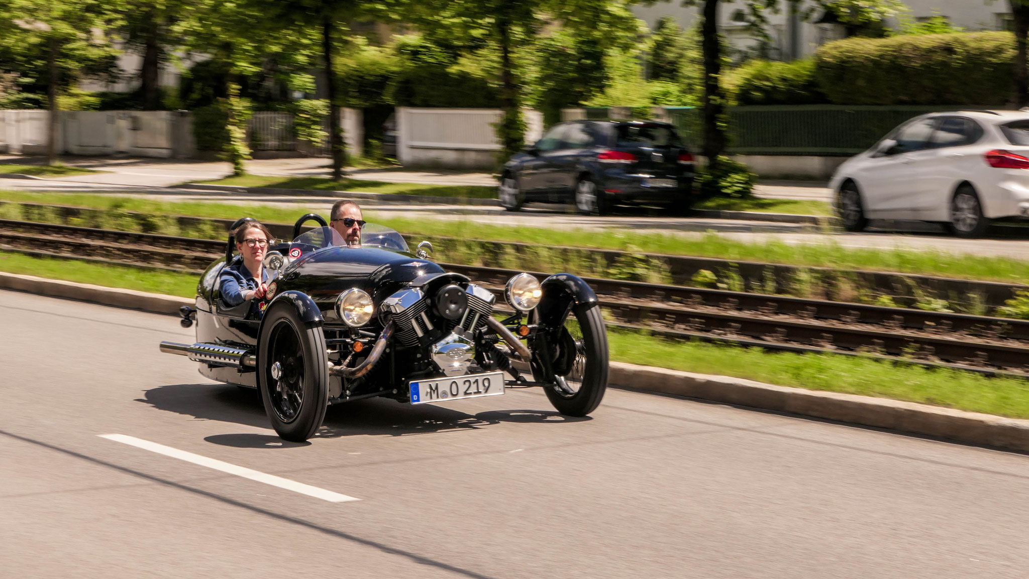 Morgan Threewheeler - M-O-219