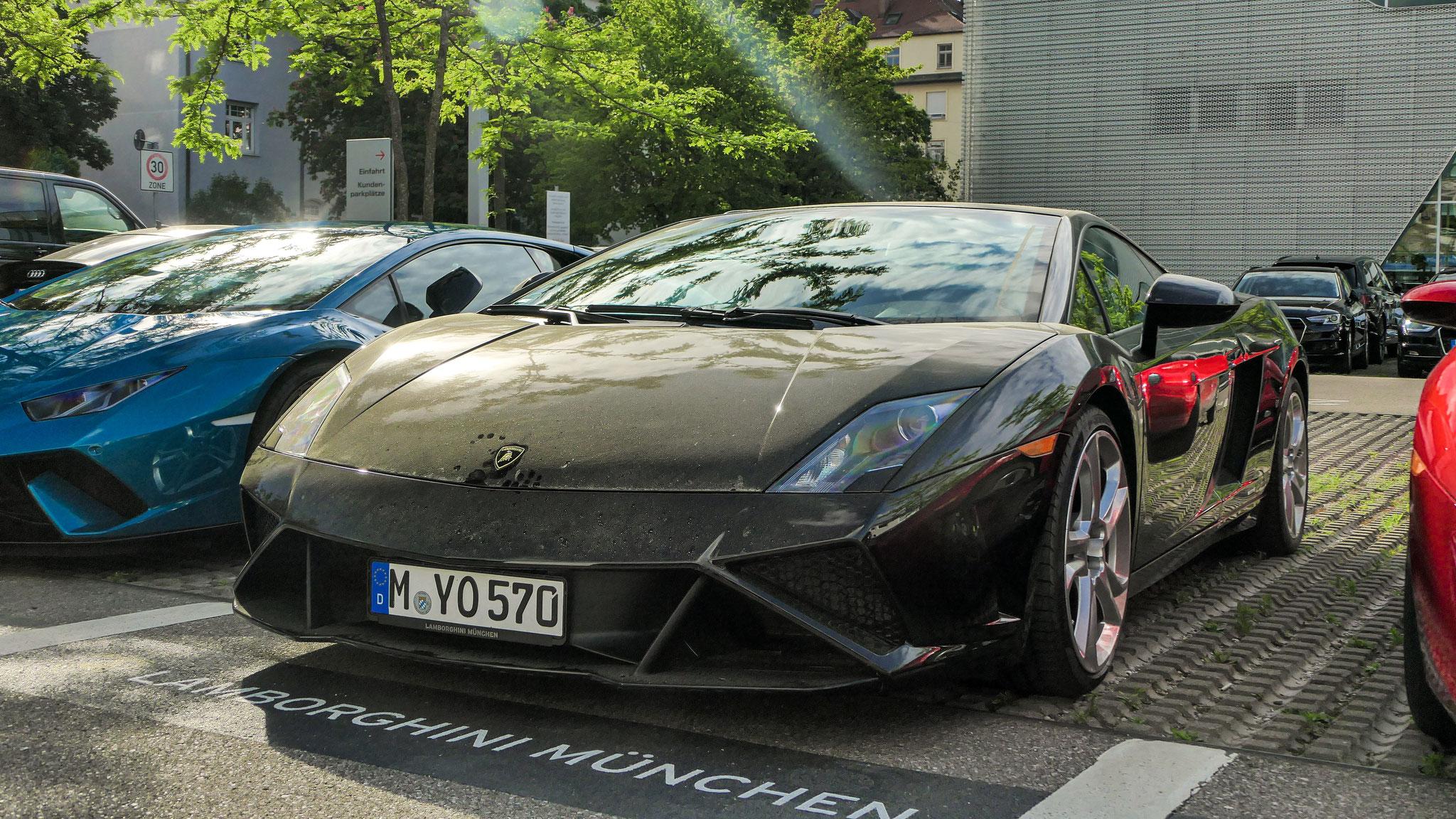 Lamborghini Gallardo LP 560 - M-YO-570
