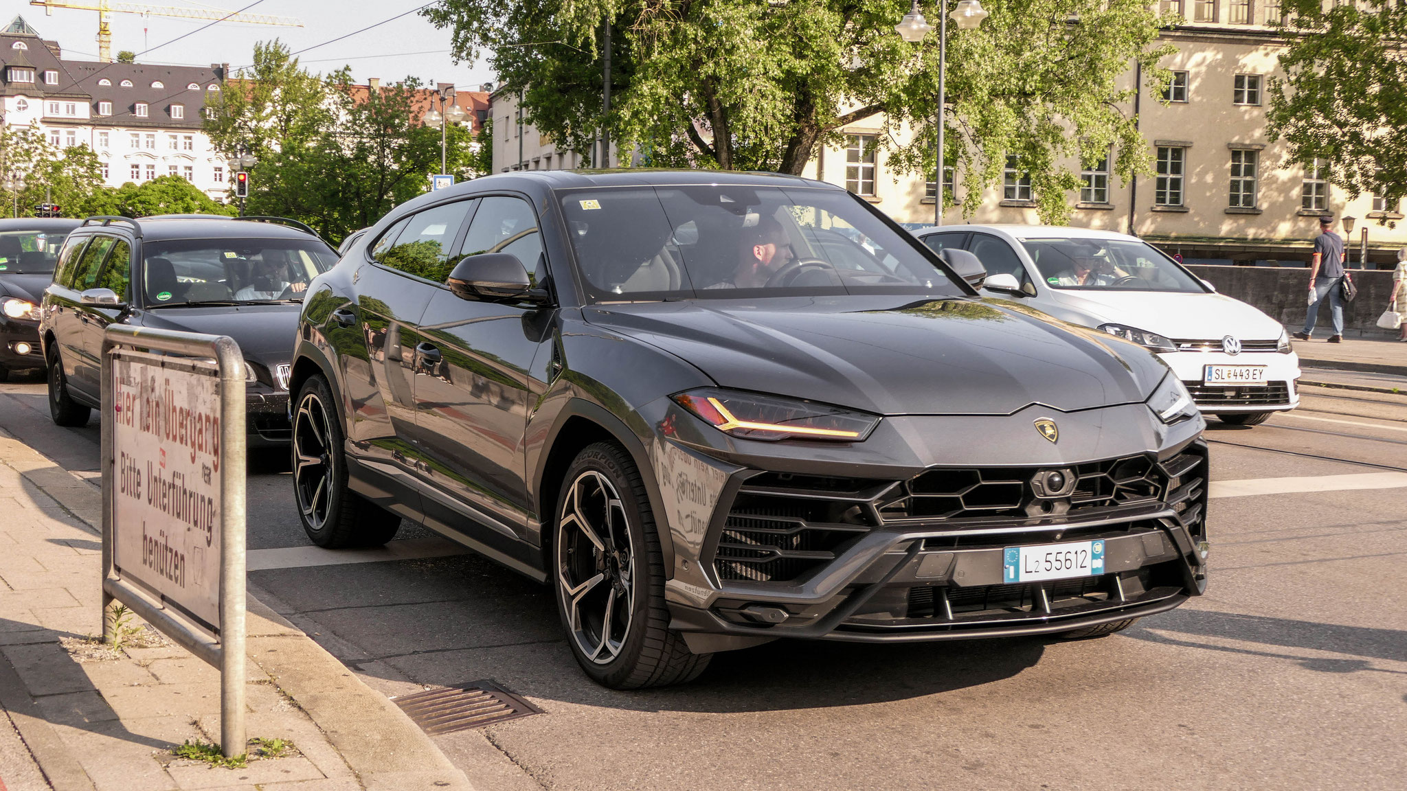 Lamborghini Urus - L2-55612 (ITA)
