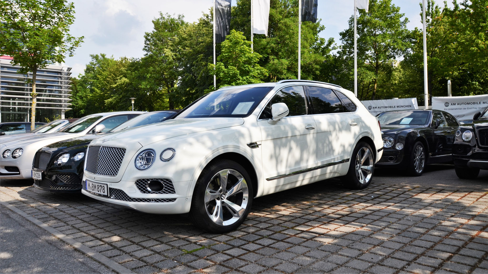 Bentley Bentayga - M-BM-878